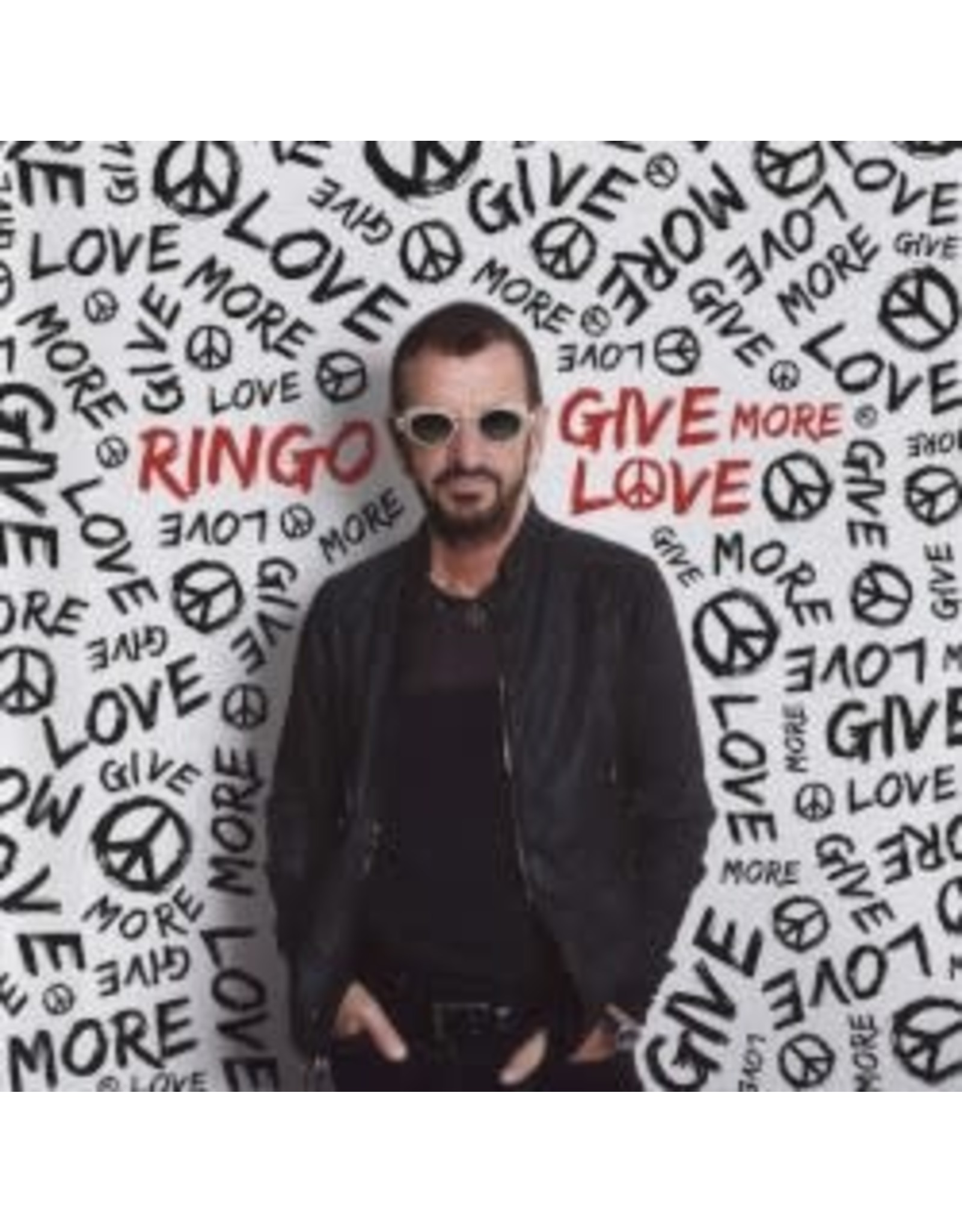 Starr, Ringo - Give More Love LP