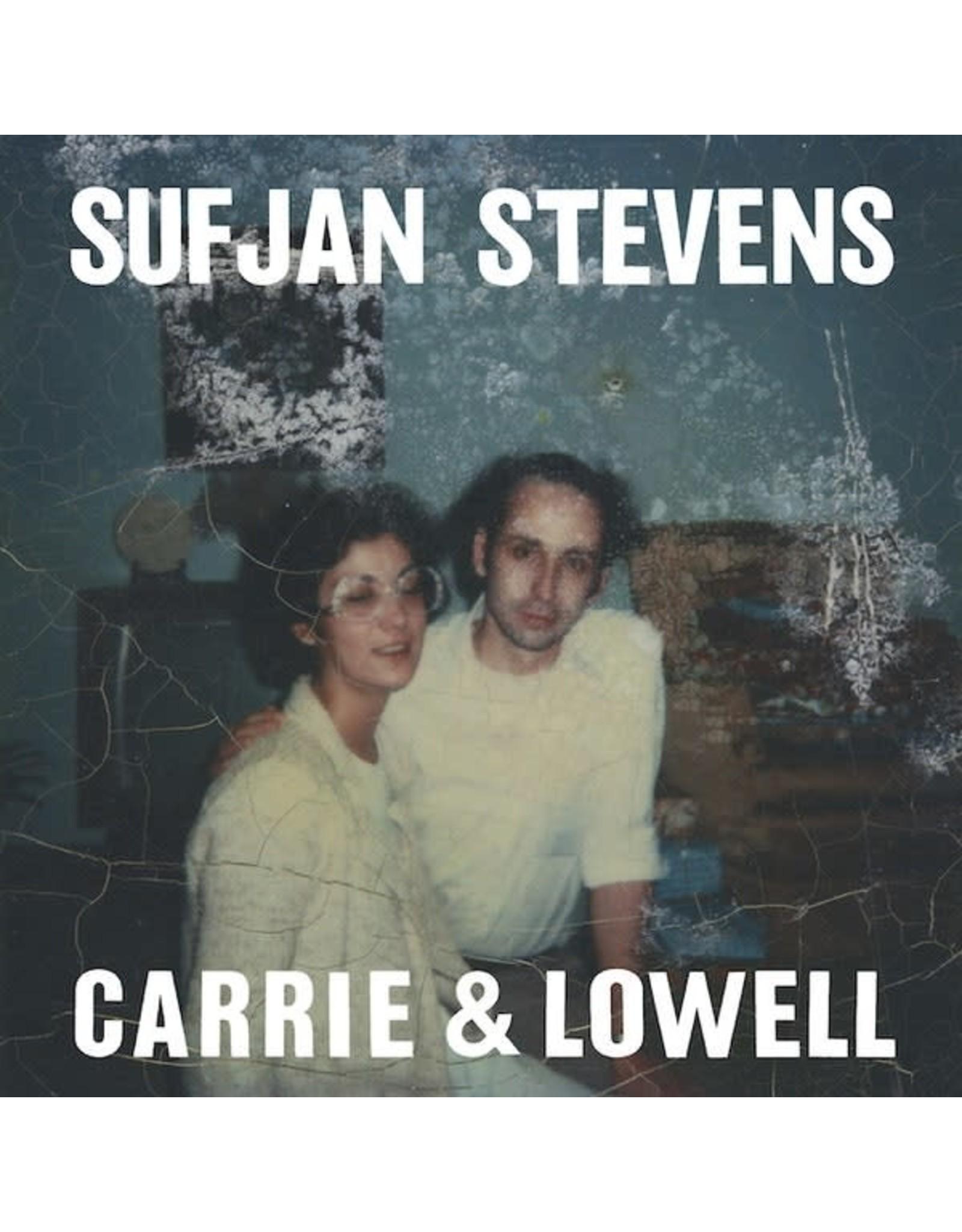 Stevens, Sufjan - Carrie & Lowell LP