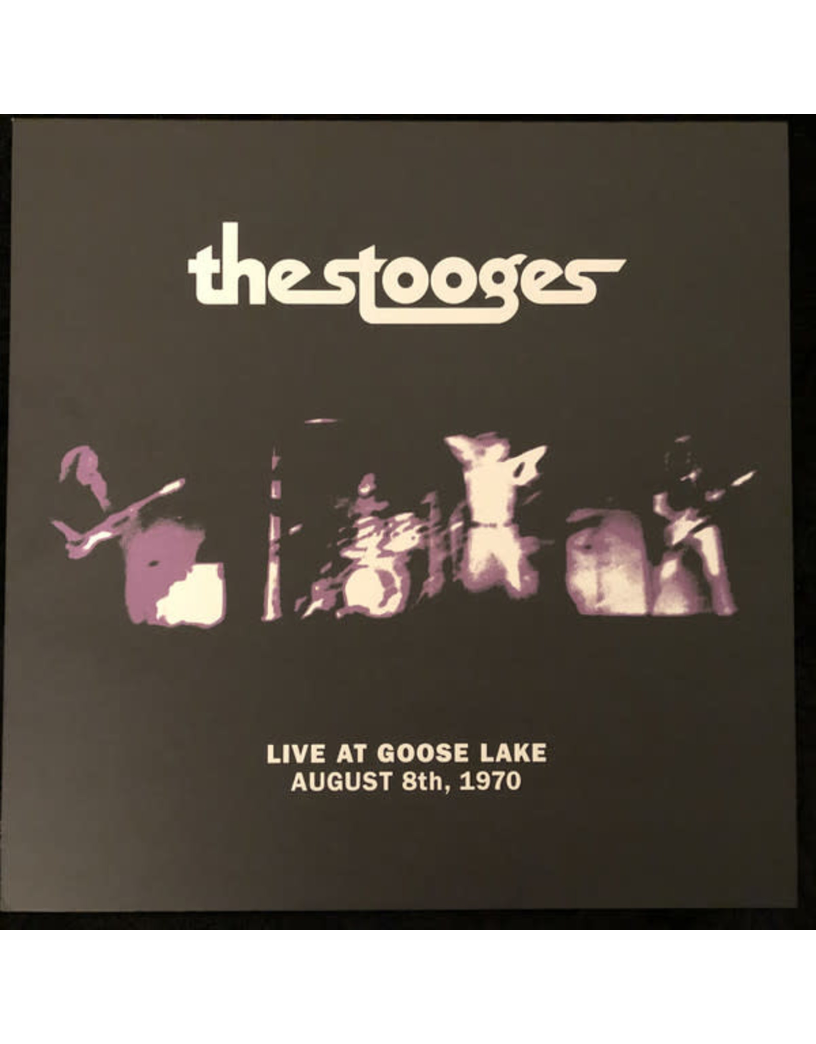 Stooges, The - Live at Goose Lake: August 8th, 1970 LP