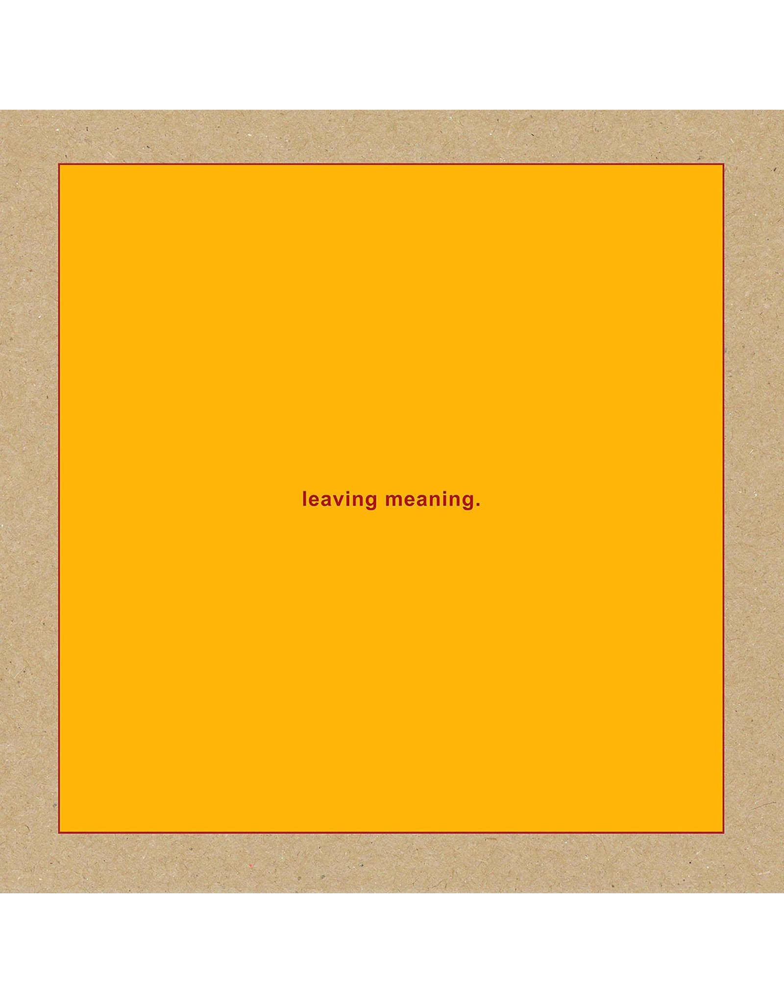 Swans - Leaving Meaning LP