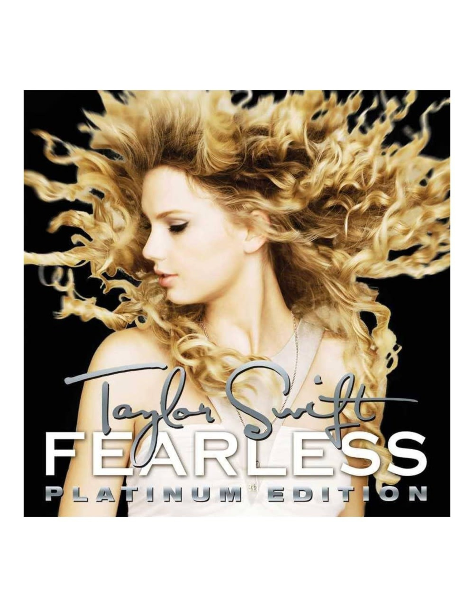 Swift, Taylor - Fearless (Platinum Edition) LP
