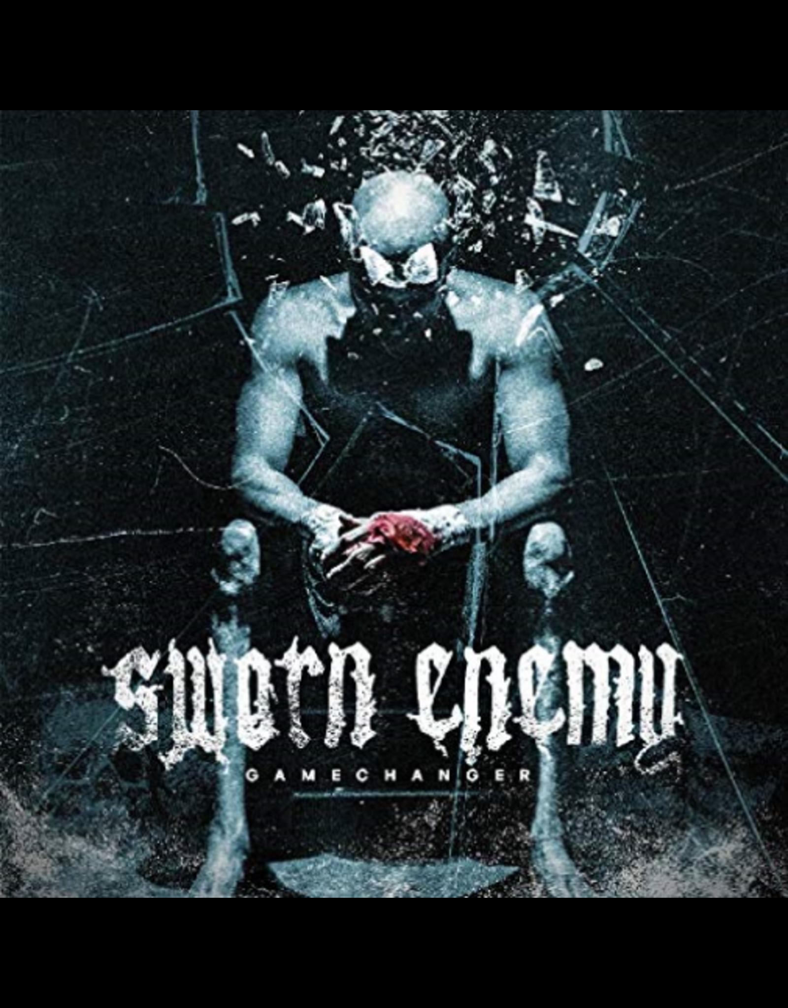 Sworn Enemy - Gamechanger LP (blue-splatter)