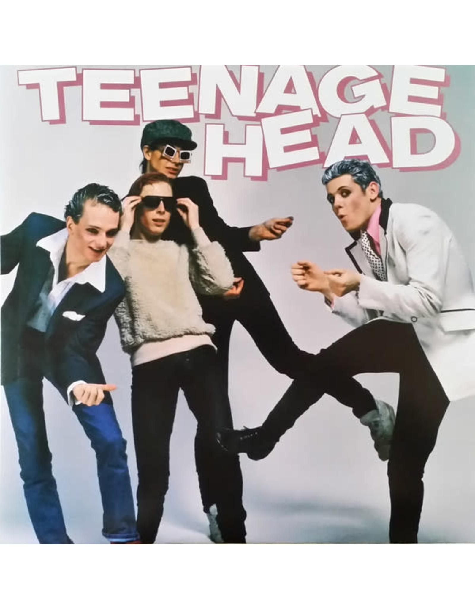 "Teenage Head - S/T (2LP+7"") LP"