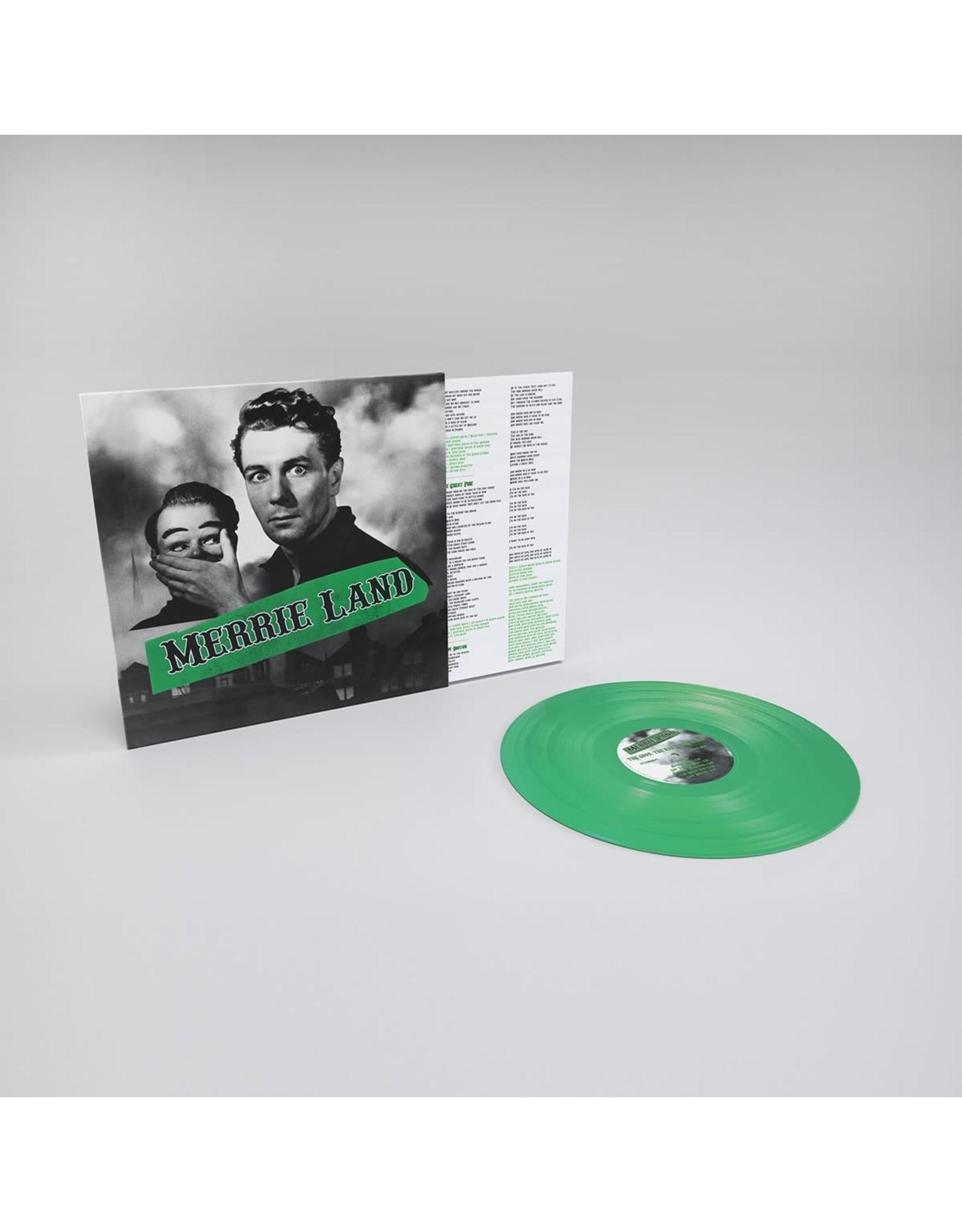 The Good, The Bad & The Queen - Merrie Land (ltd green vinyl)