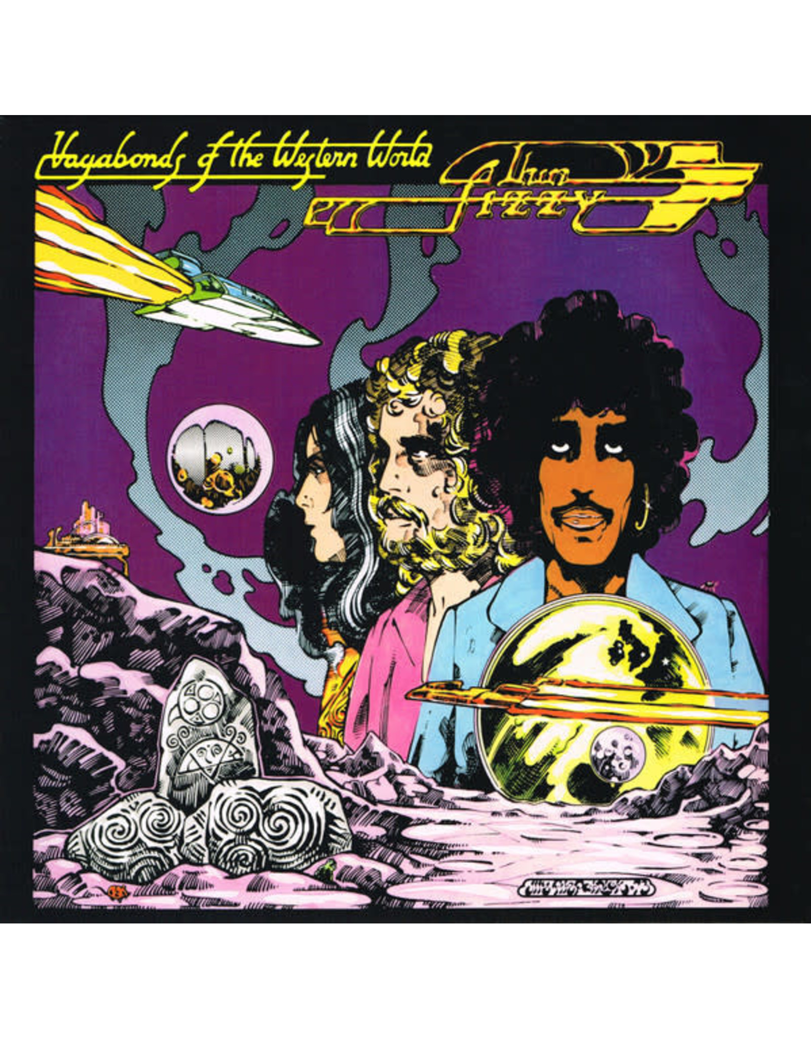 Thin Lizzy - Vagabonds of the Western World LP