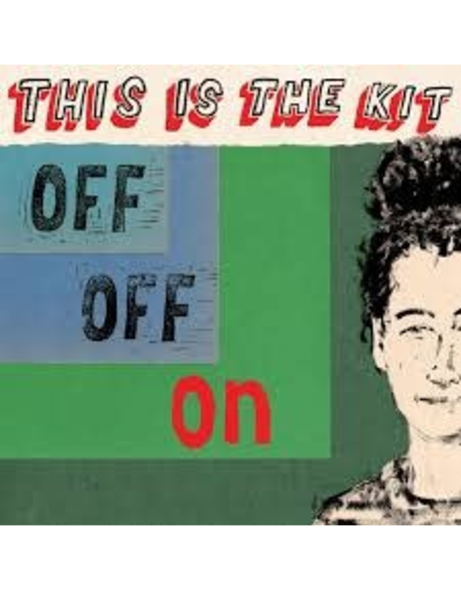 This Is The Kit - Off Off On LP