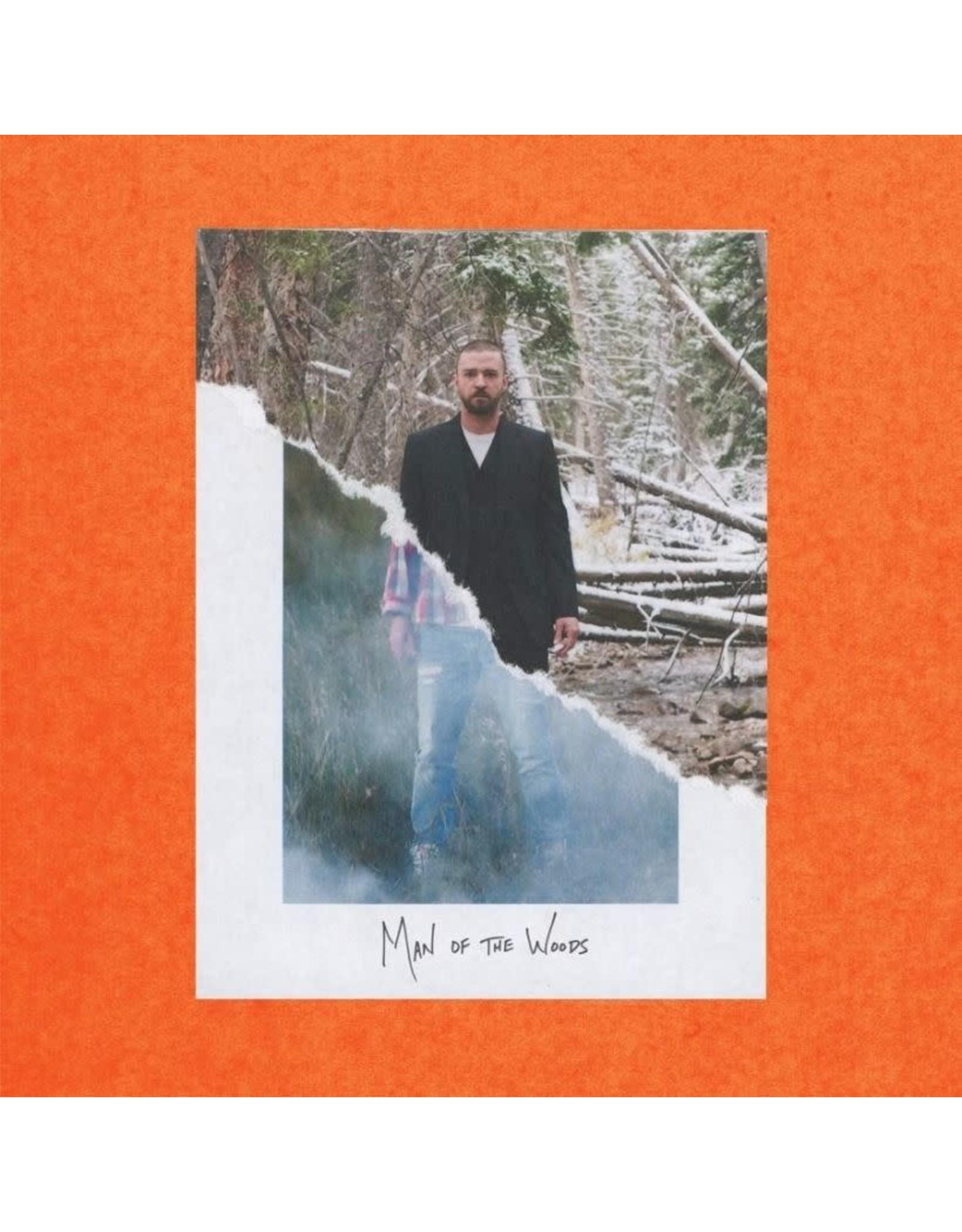Timberlake, Justin - Man of the Woods LP