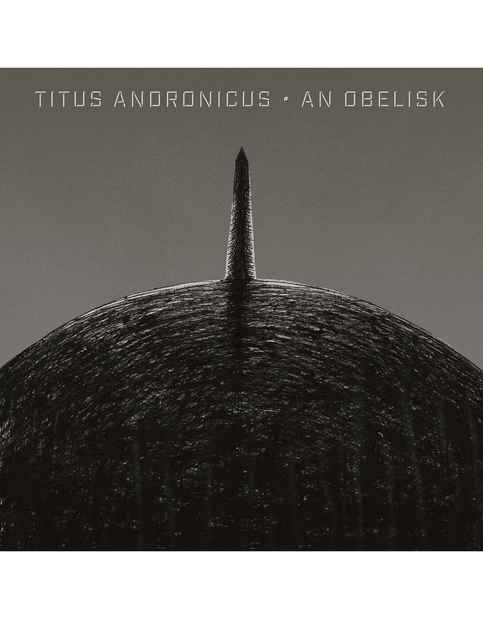 Titus Andronicus - An Obelisk (Ltd. Greyscale) LP