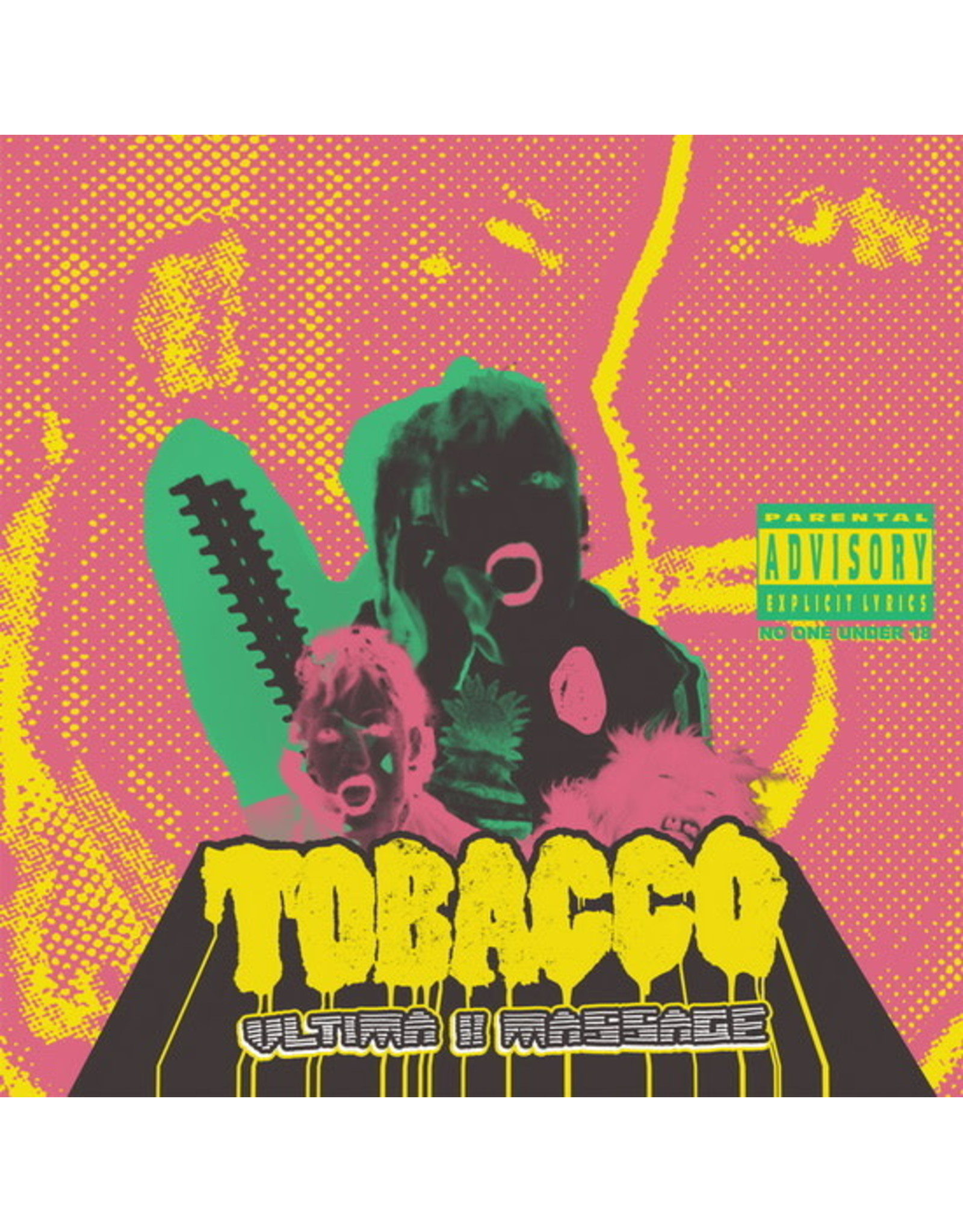 Tobacco - Ultima II Massage (Yellow) LP