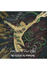 Today Is The Day - No Good To Anyone LP (gold with red/green splatter)