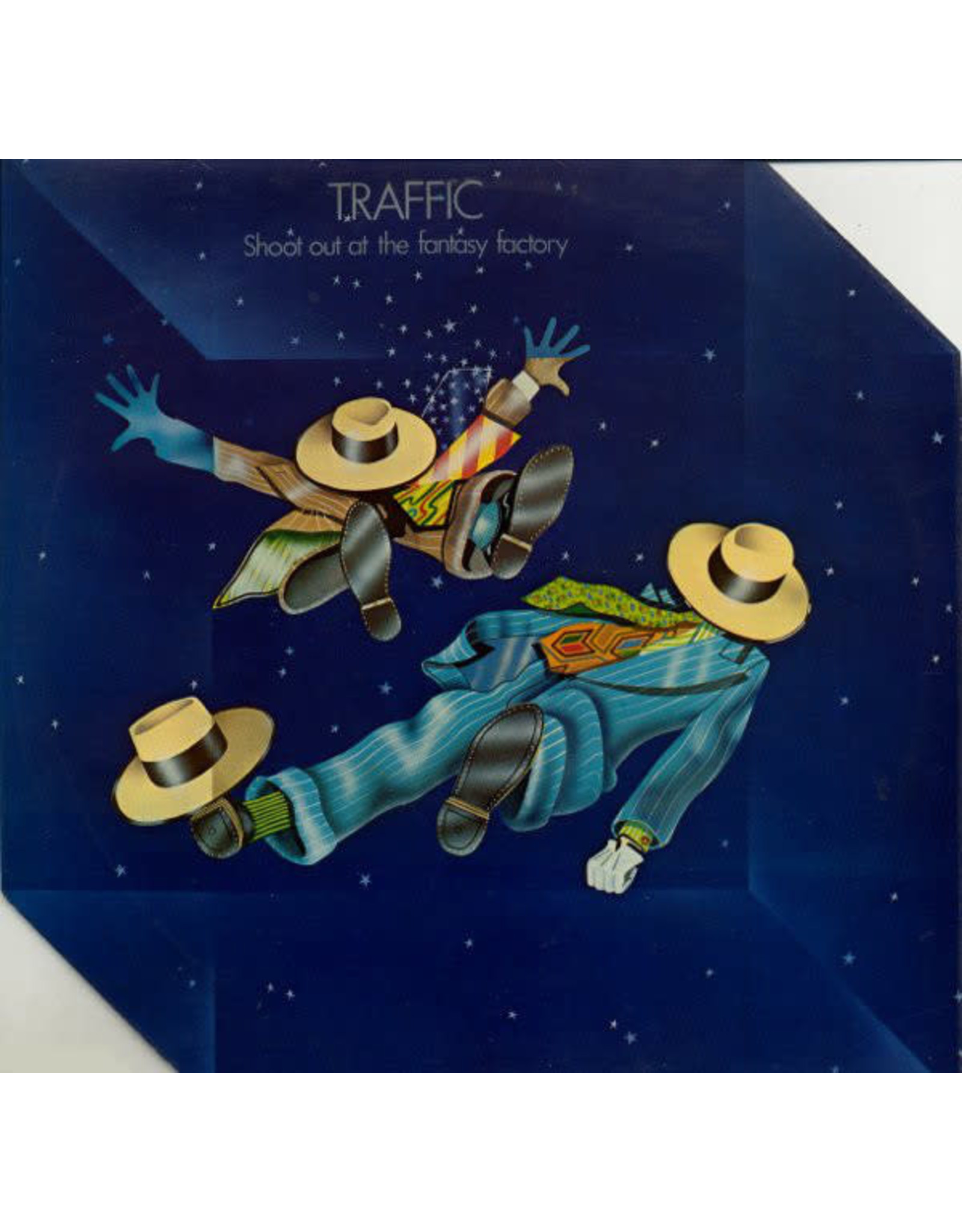 Traffic - Shoot Out at the Fantasy Factory LP