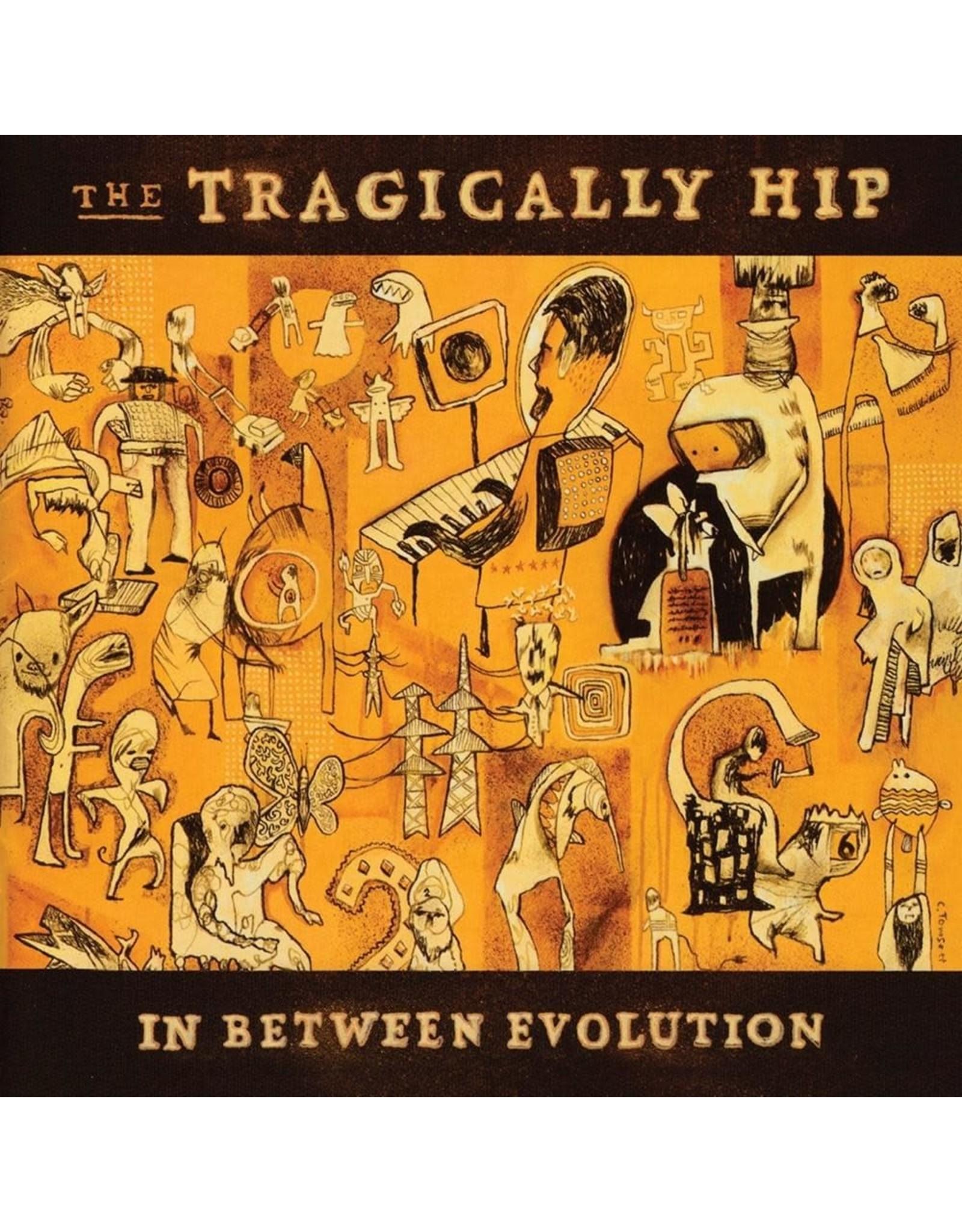 Tragically Hip - In Between Evolution