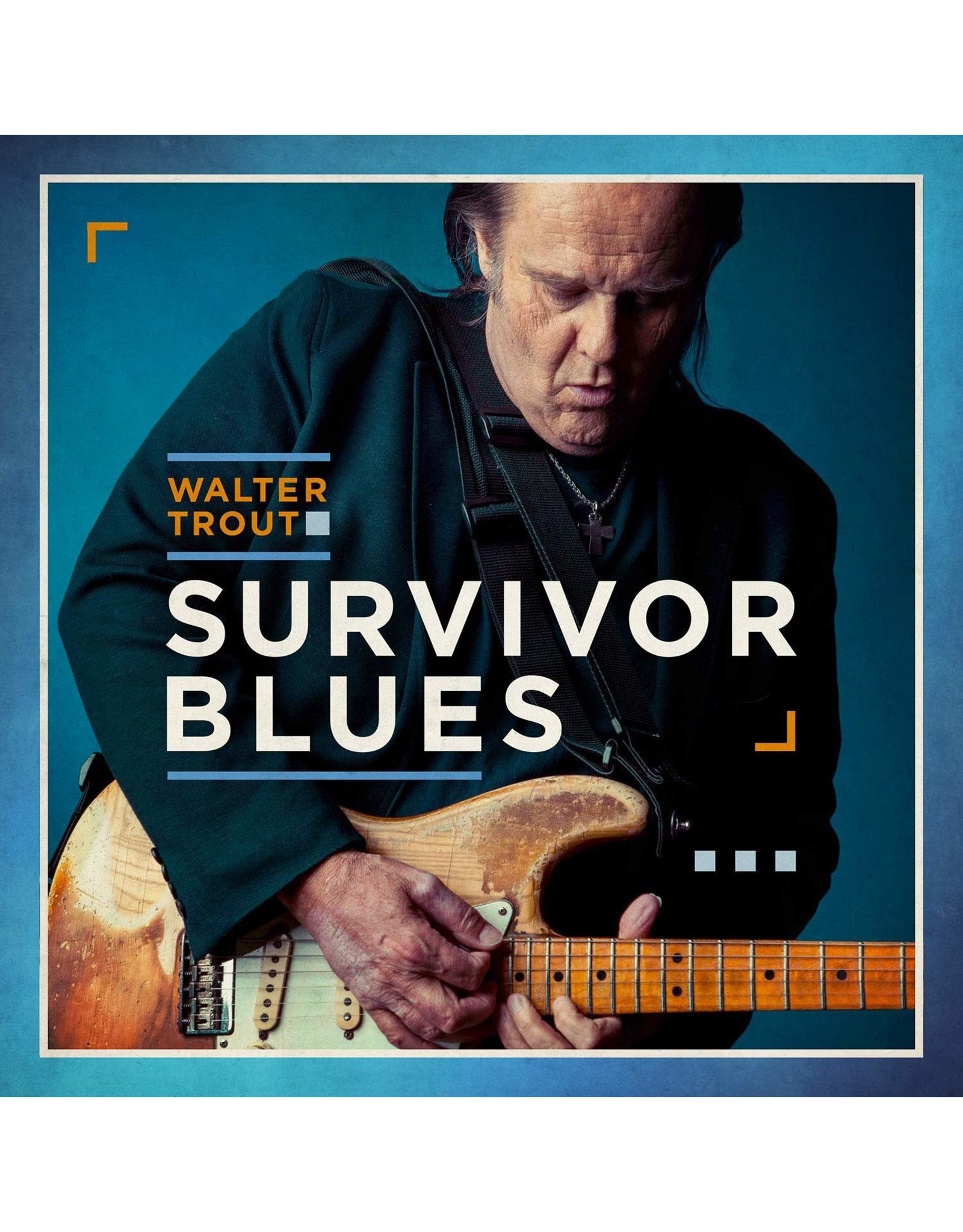 Trout, Walter - Survivor Blues LP