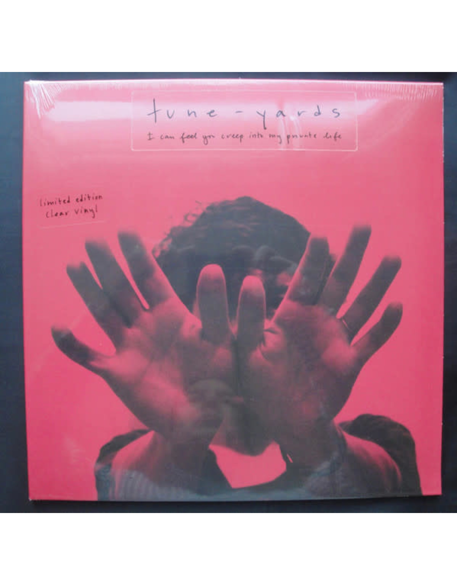 Tune-Yards - I Can Feel You Creep Into My Private Life (Ltd. Red Cover) LP