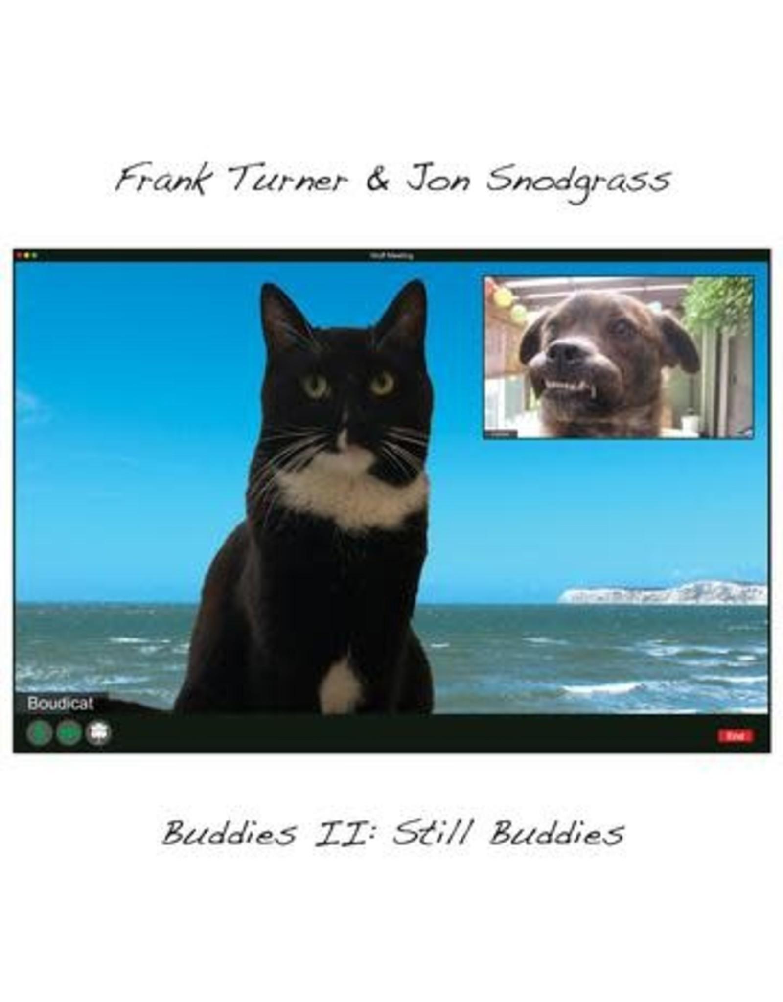 Turner, Frank & Snodgrass, Jon - Buddies II: Still Buddies LP