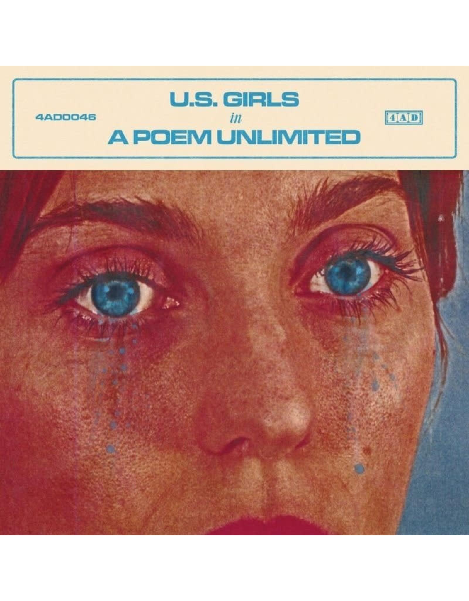 U.S. Girls - A Poem Unlimited LP