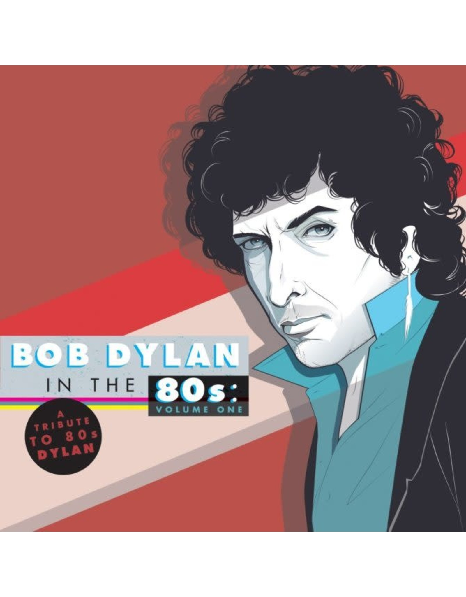 V/A - Bob Dylan In The 80's, Vol. One LP