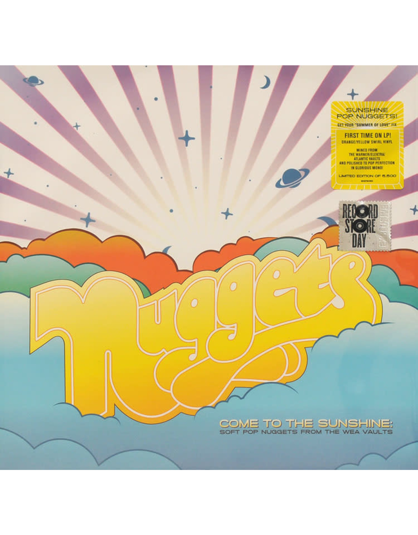 V/A - Come to the Sunshine: Soft Pop Nuggets From the WEA Vaults LP