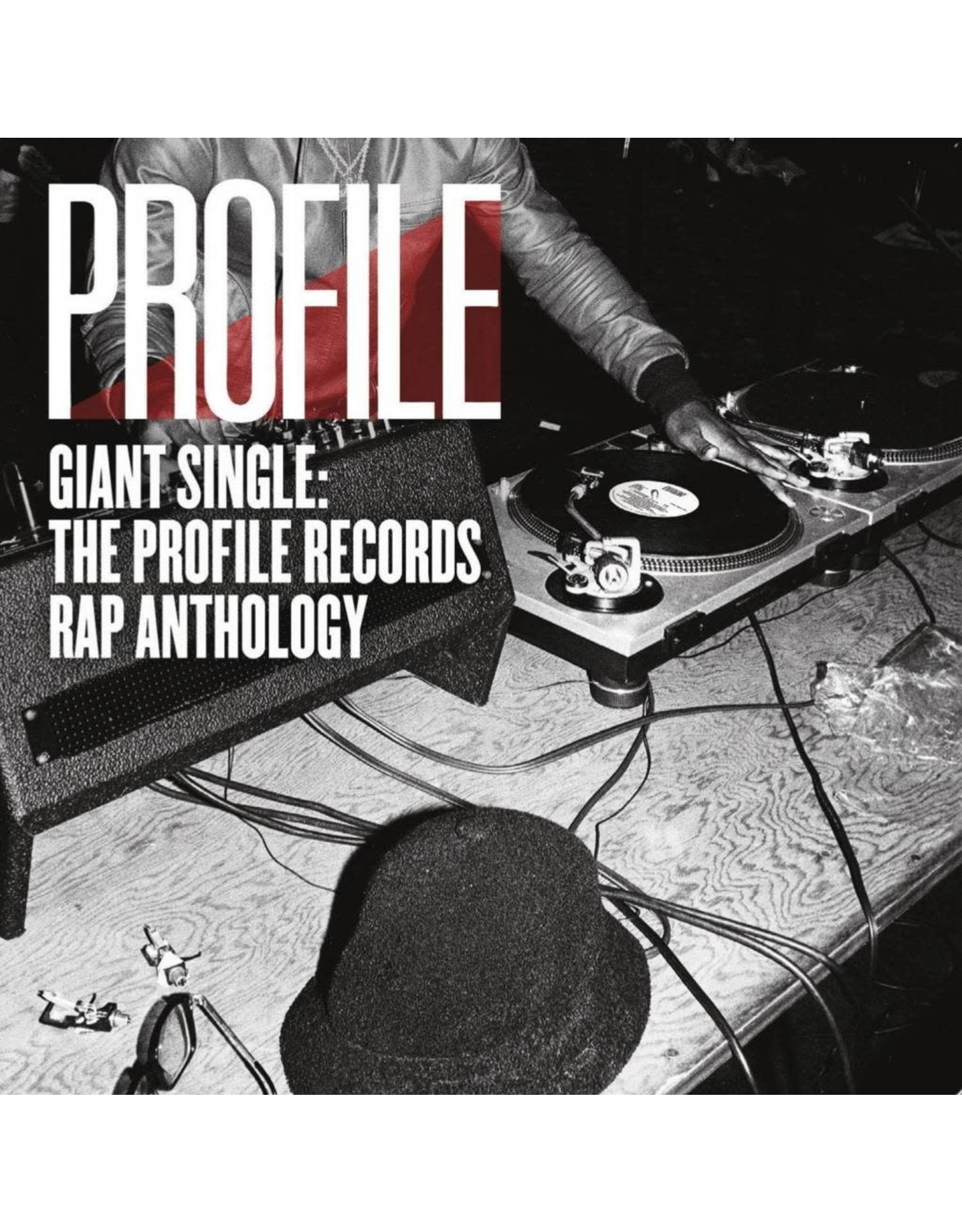 V/A - Giant Single: Profile Records Rap Anthology Vol. 1 LP