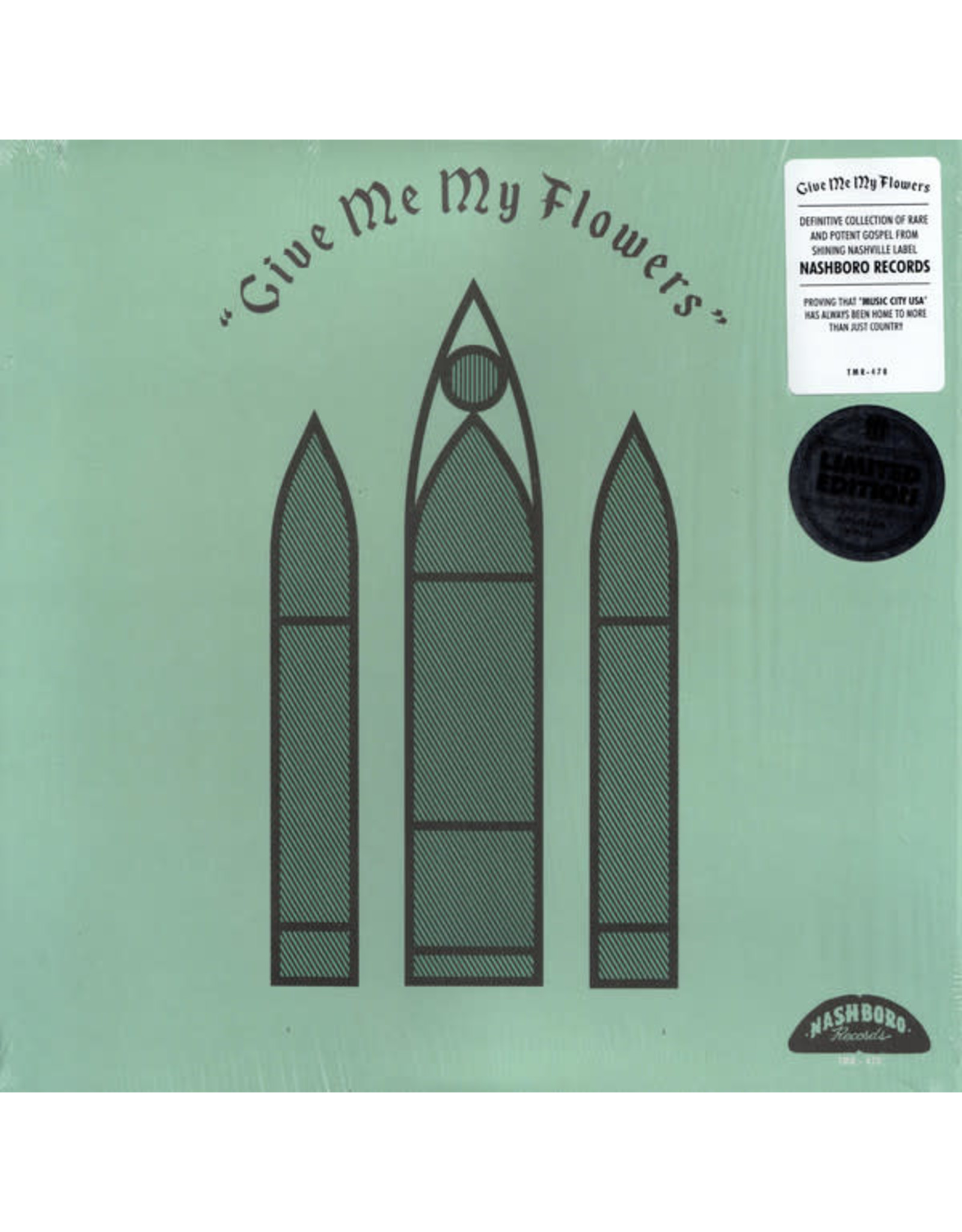 V/A - Give Me My Flowers LP