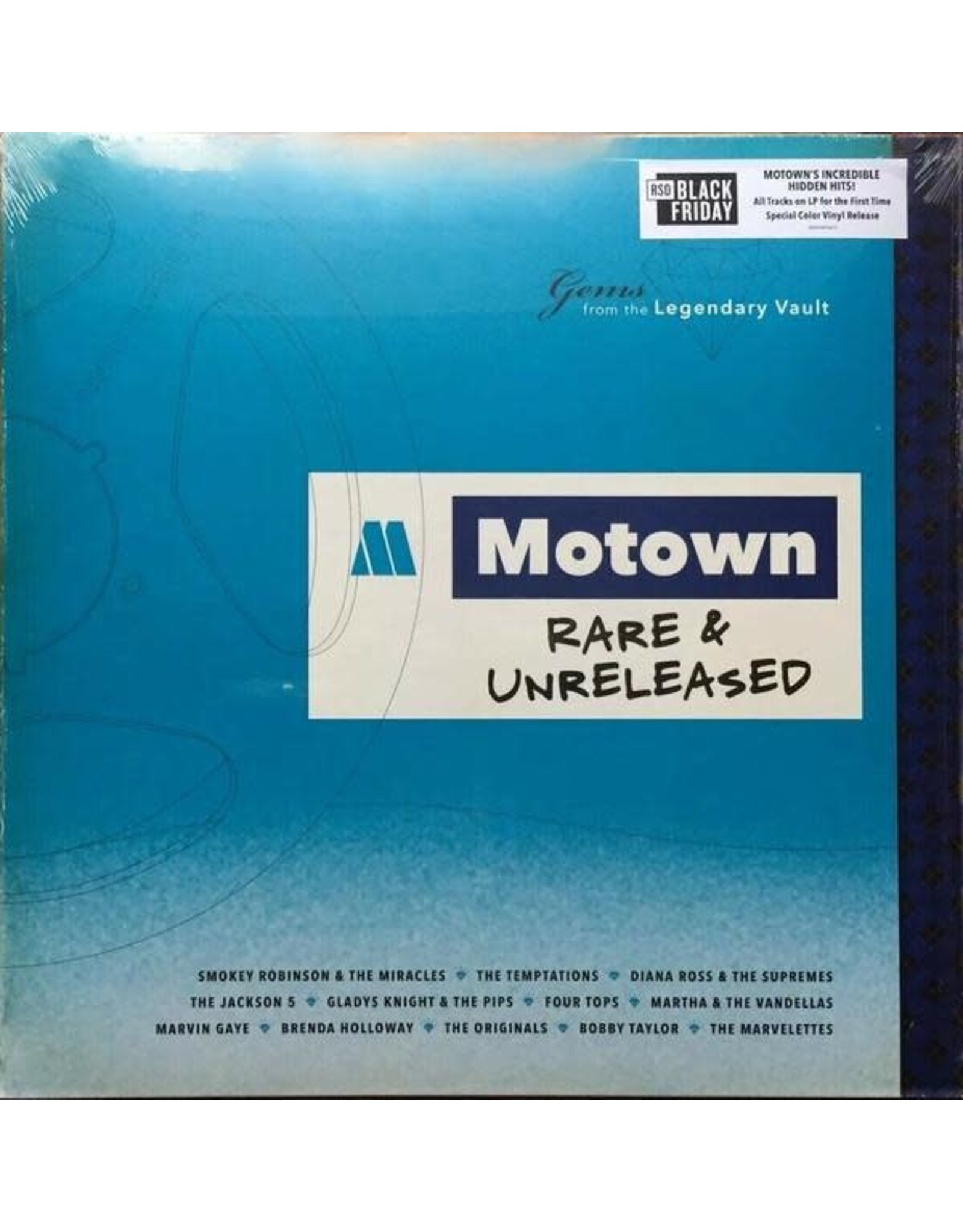 V/A - Motown Rare & Unreleased LP