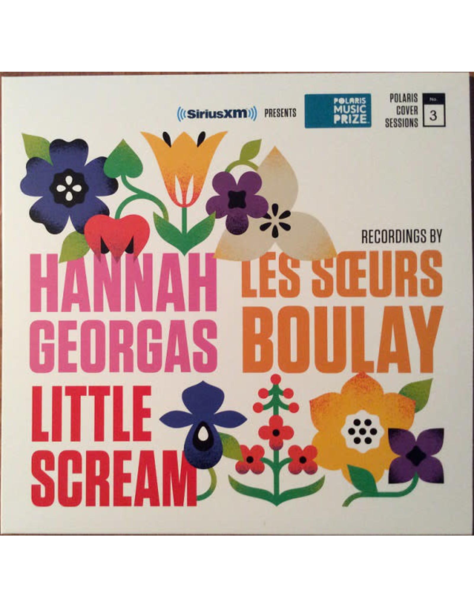 V/A - Polaris Cover Sessions No. 3 (Hannah Georges, Les Soeurs Boulay, Little Scream) LP