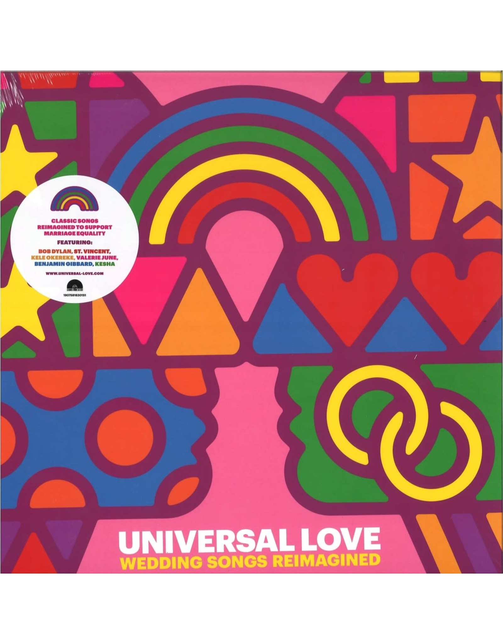 V/A - Universal Love: Wedding Songs Reimagined LP
