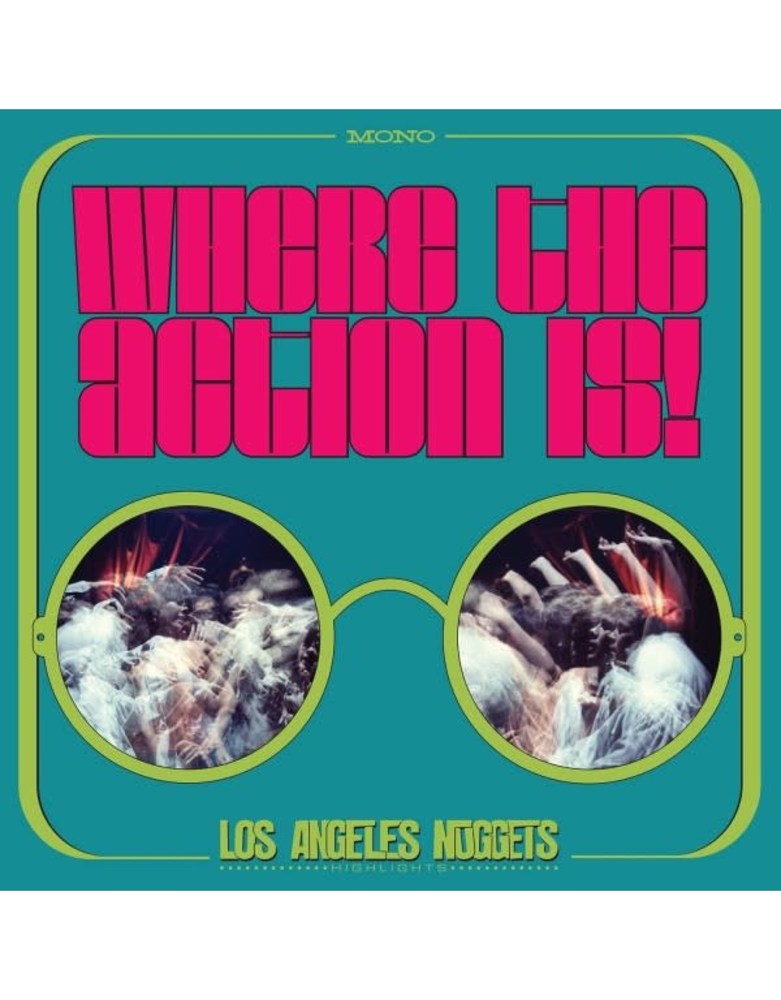 V/A - Where the Action Is: Los Angeles Nuggets LP