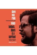 Van Ronk, Dave - Sings Ballads, Blues & A Spiritual LP
