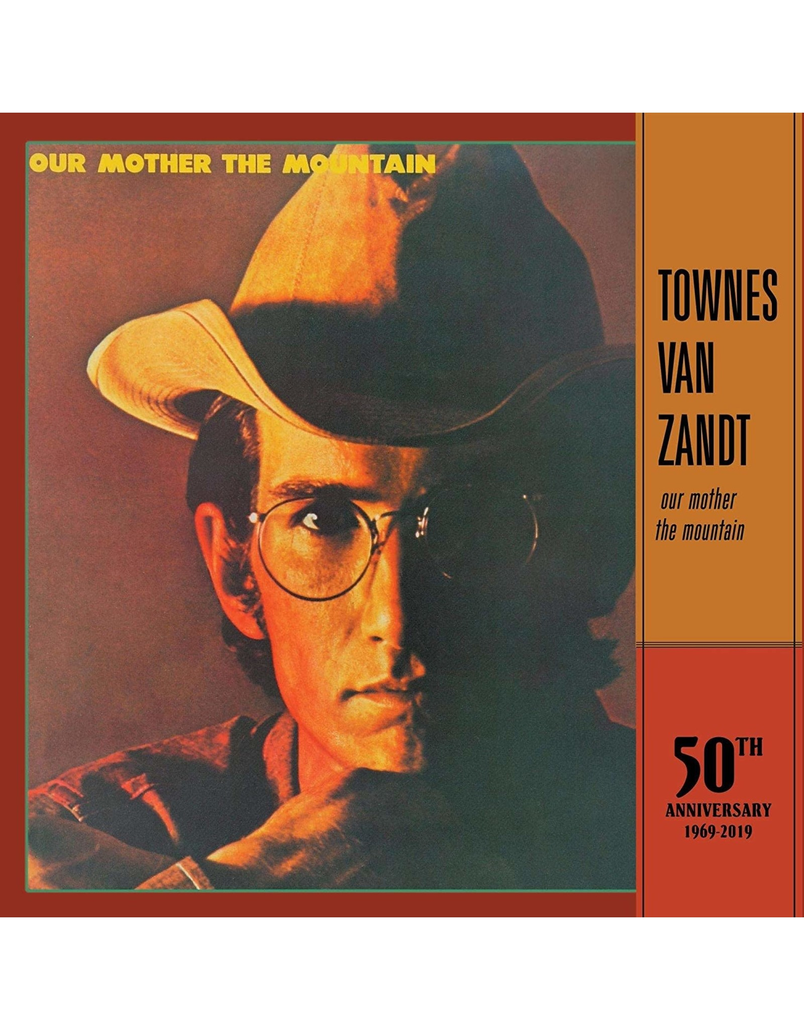Van Zandt, Townes - Our Mother the Mountain (50th Anniversary) LP