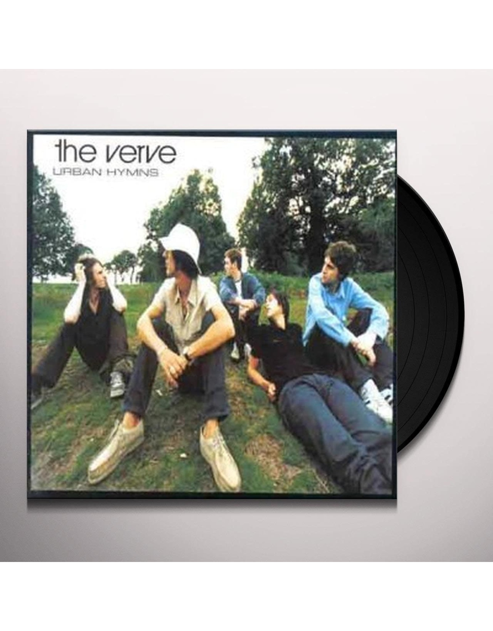 Verve, The - Urban Hymns LP