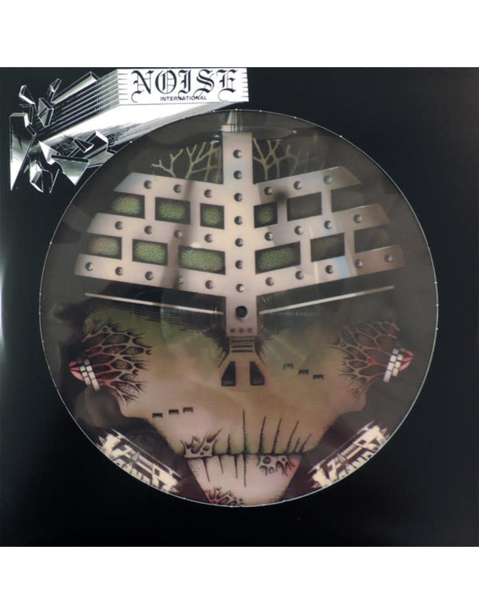 Voivod - Too Scared To Scream LP (Picture Disc)