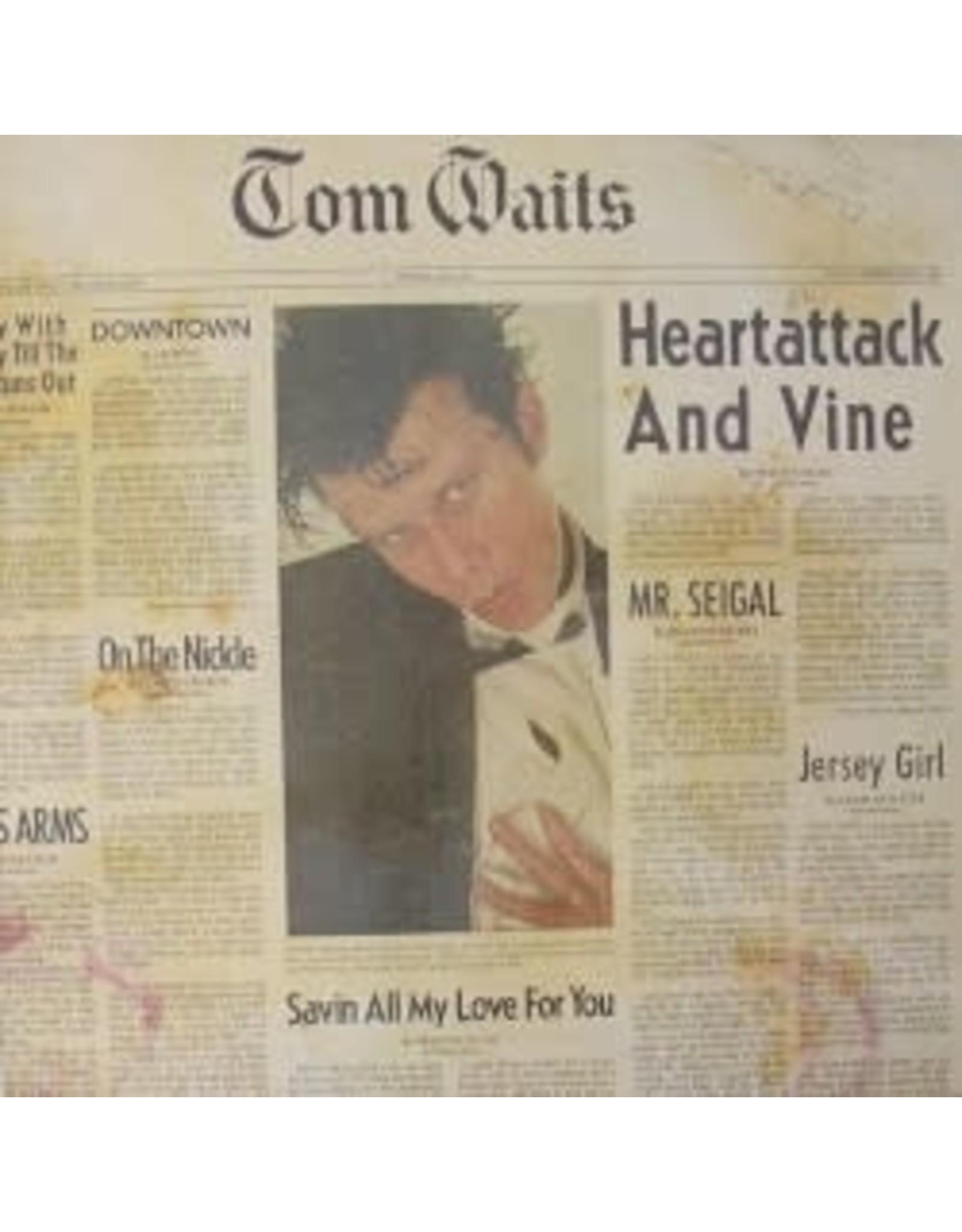 Waits, Tom - Heart Attack & Vine LP