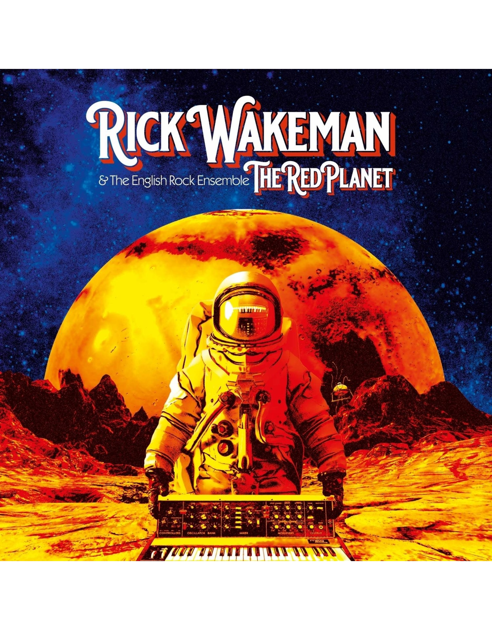 Wakeman, Rick - The Red Planet LP