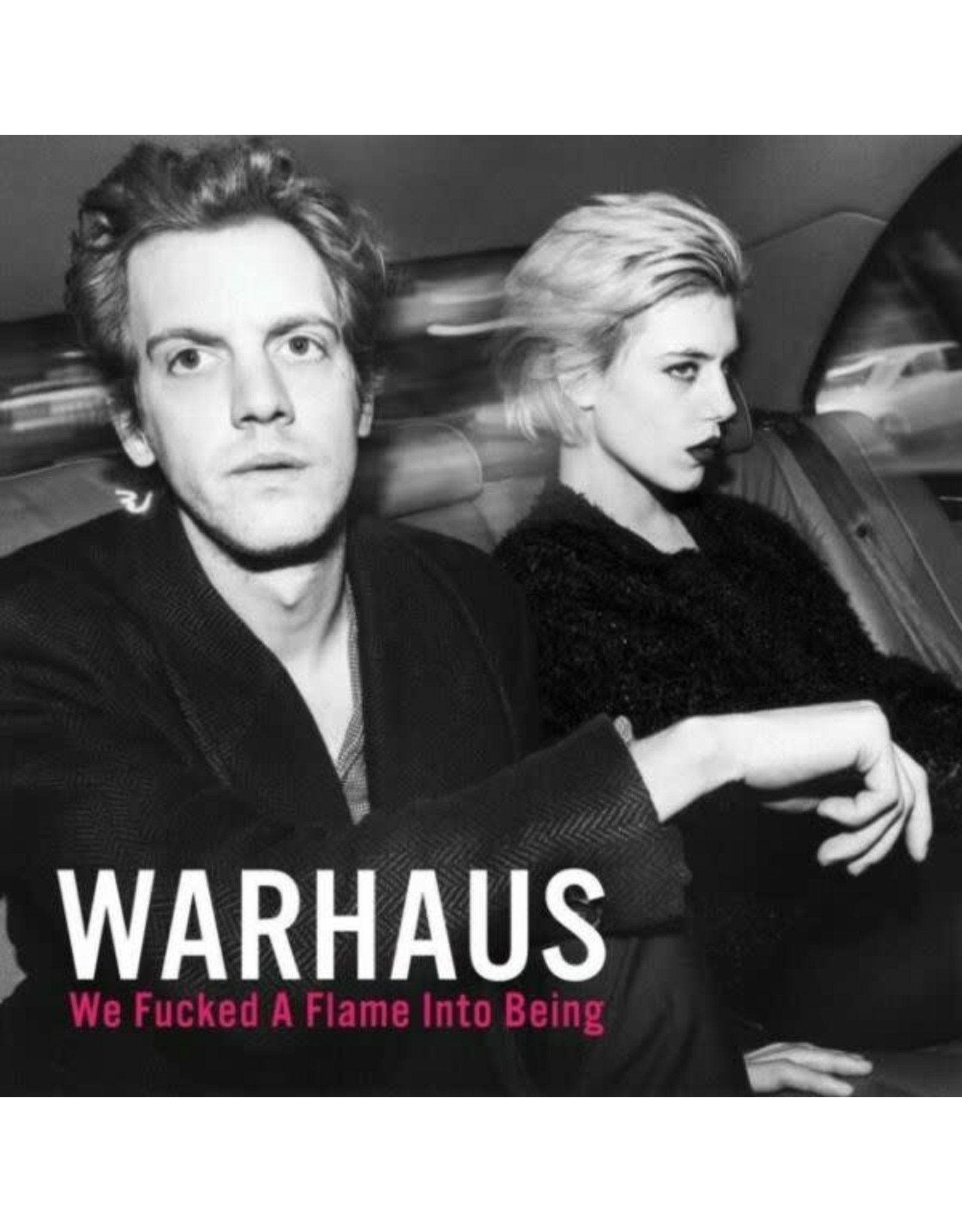 Warhaus - We Fucked A Flame Into Being LP