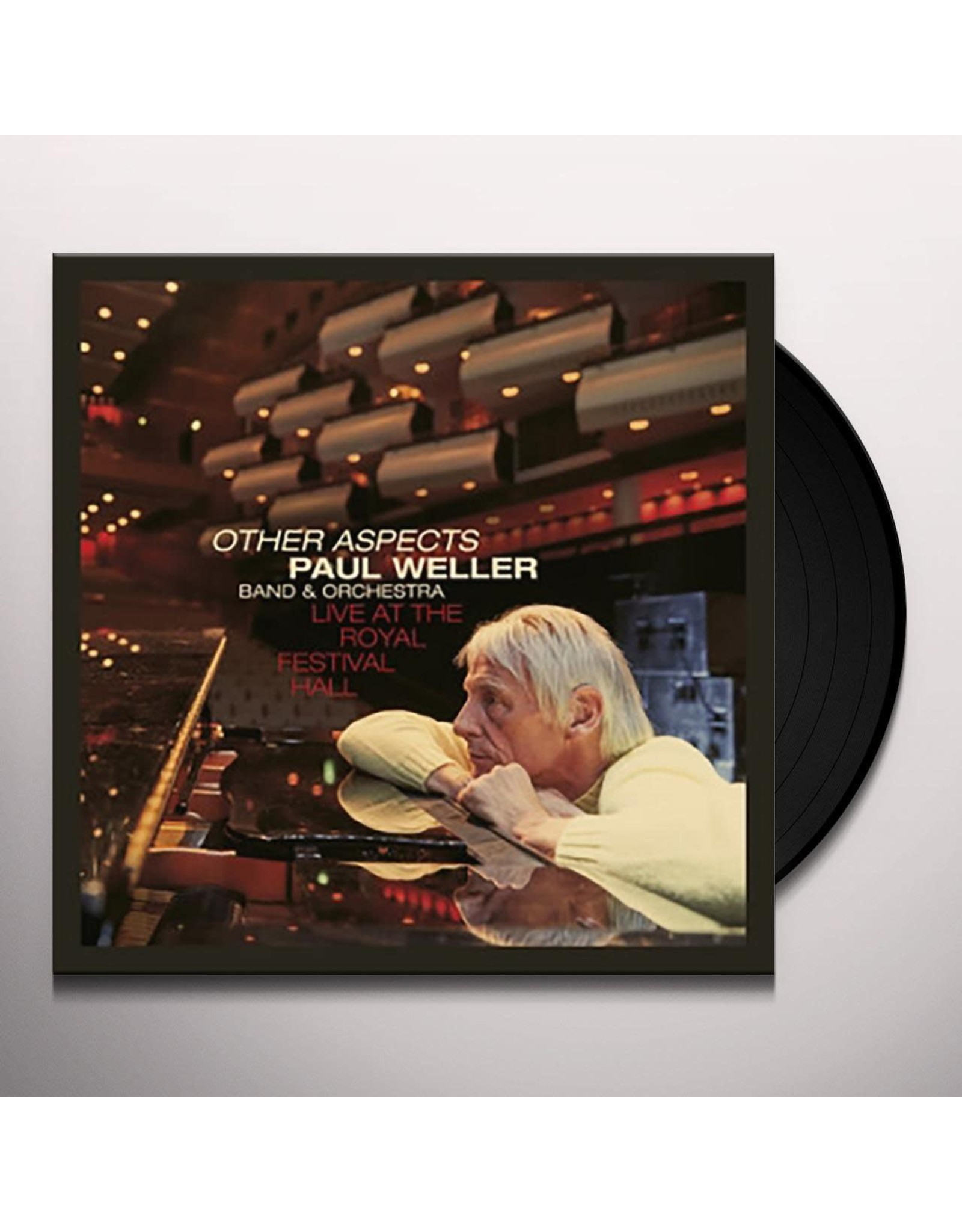 Weller, Paul - Other Aspects: Live at the Royal Festival Hall LP