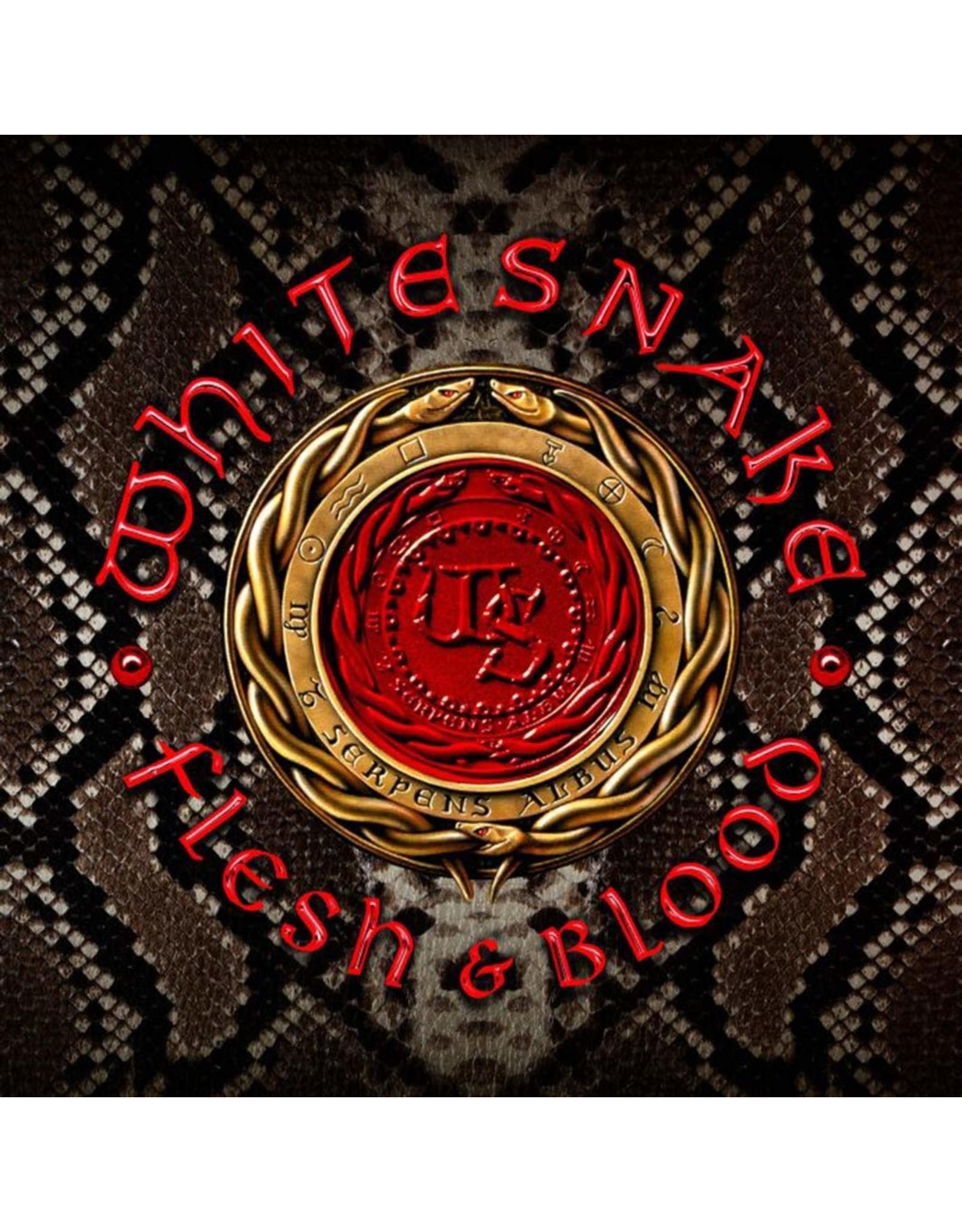 Whitesnake - Flesh & Blood LP