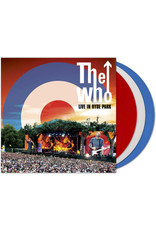 Who Live In Hyde Park (3LP colored vinyl)