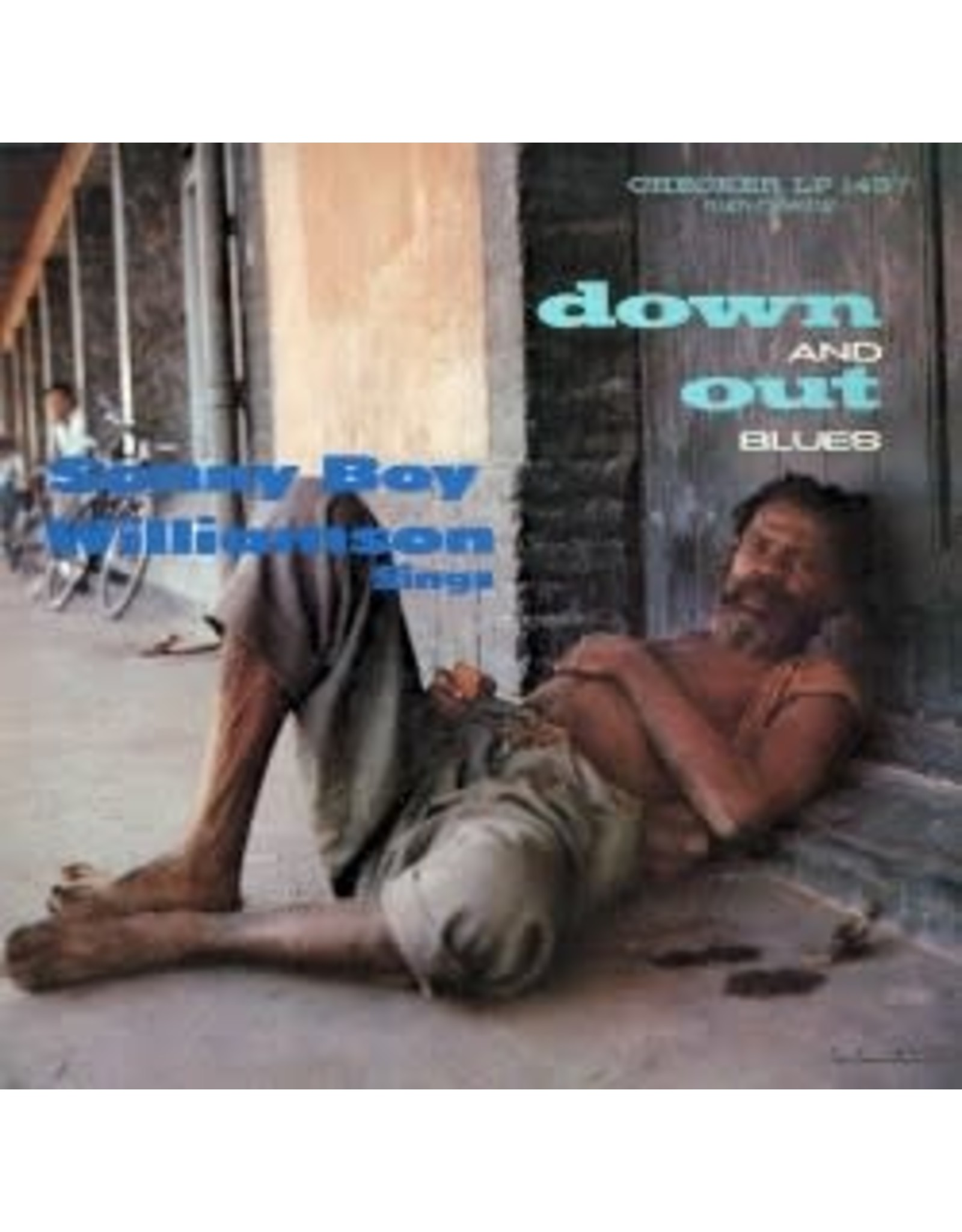 Williamson, Sonny Boy - Down & Out Blues LP