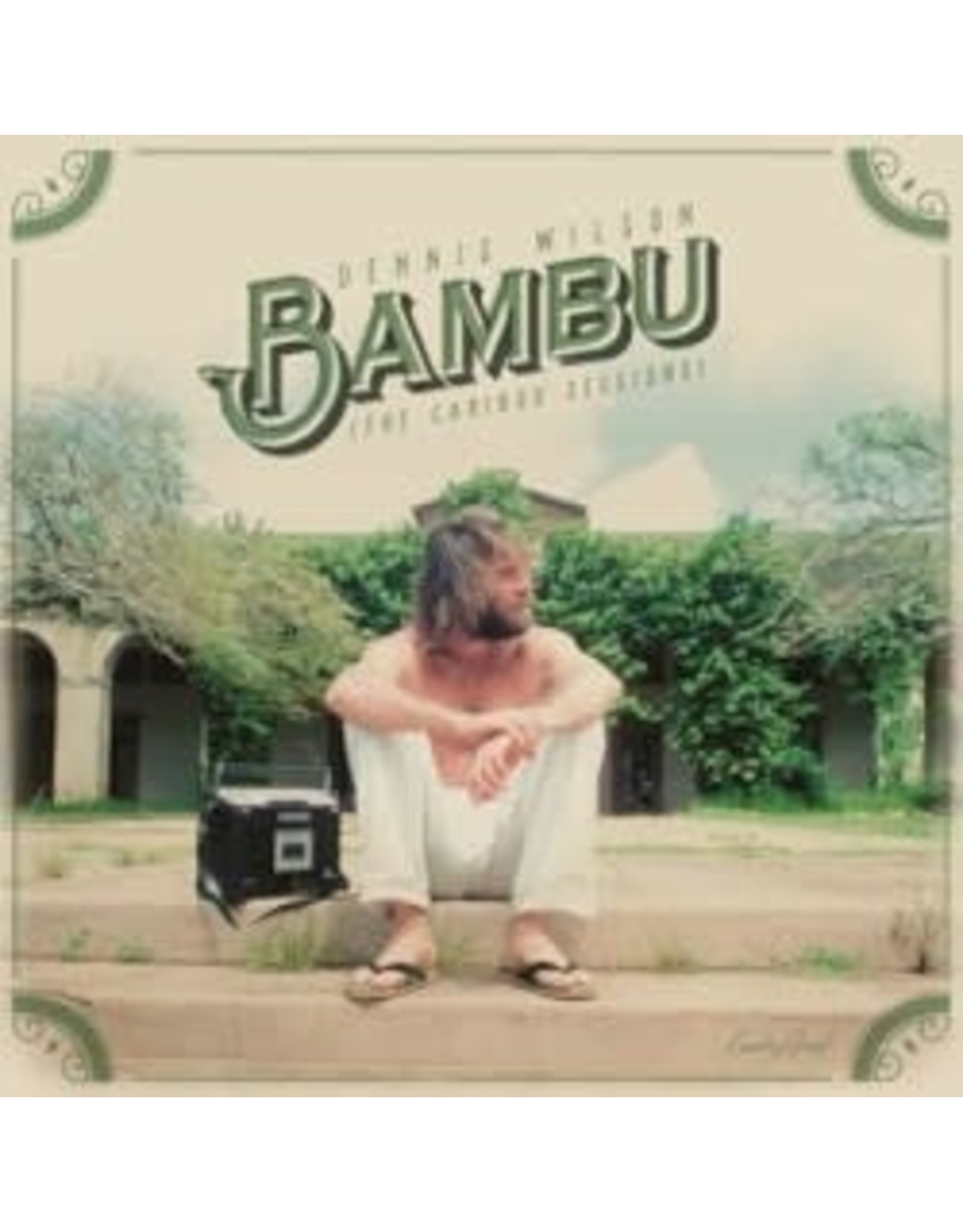 Wilson, Dennis (Beach Boys) - Bambu Caribou Sessions) LP