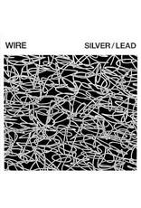 Wire - Silver / Lead LP