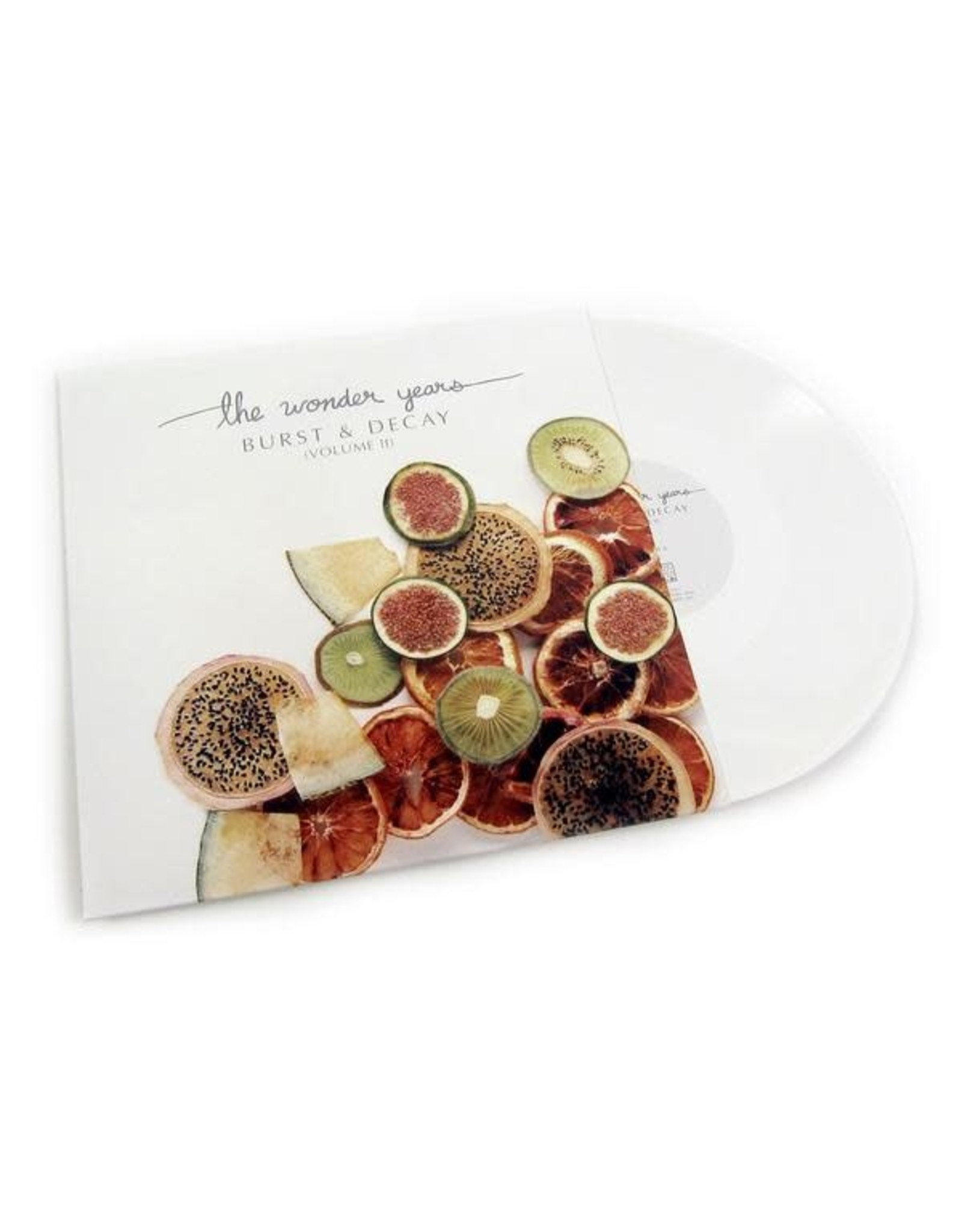 Wonder Years, The - Burst & Decay (Volume II) LP