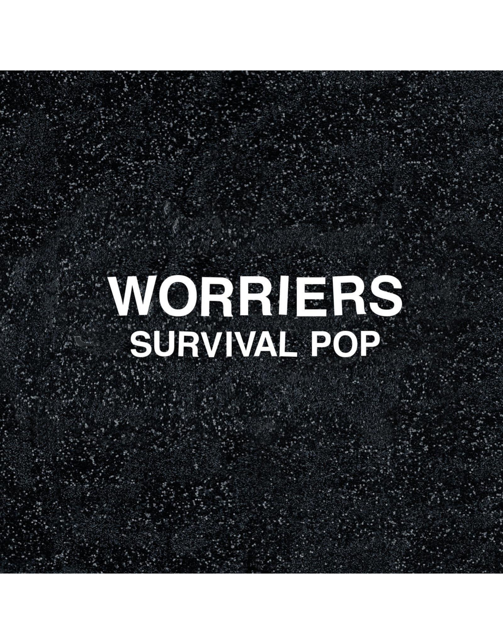 Worriers - Survival Pop (Ltd red vinyl)