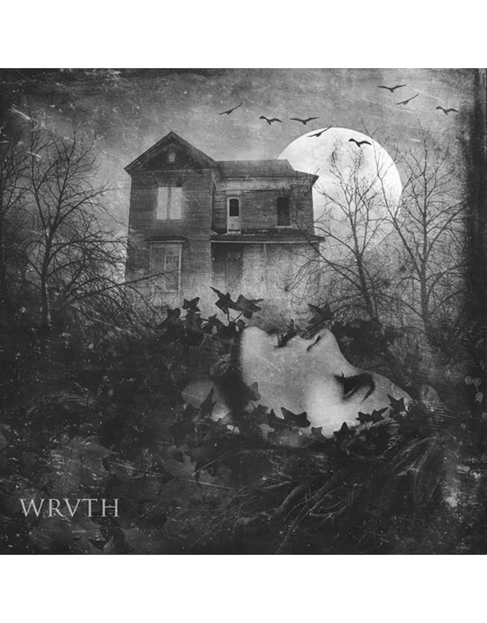 Wrvth - s/t 2LP
