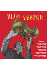 Young, Lester - Blue Lester LP
