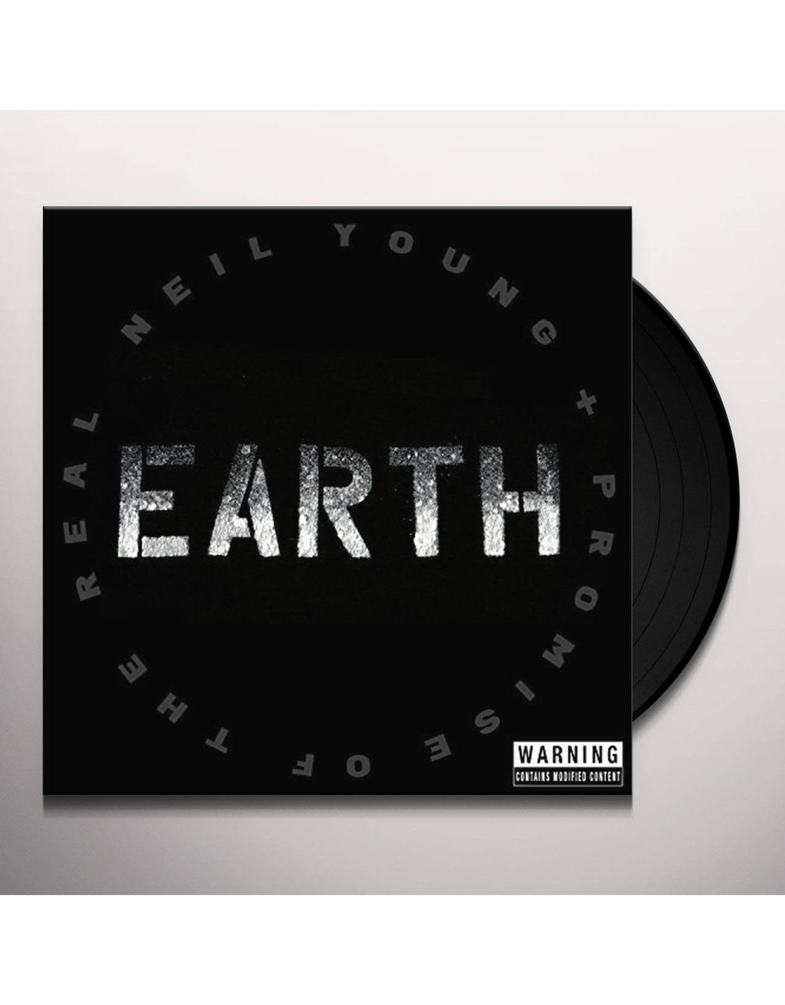 Young, Neil - Earth 3LP
