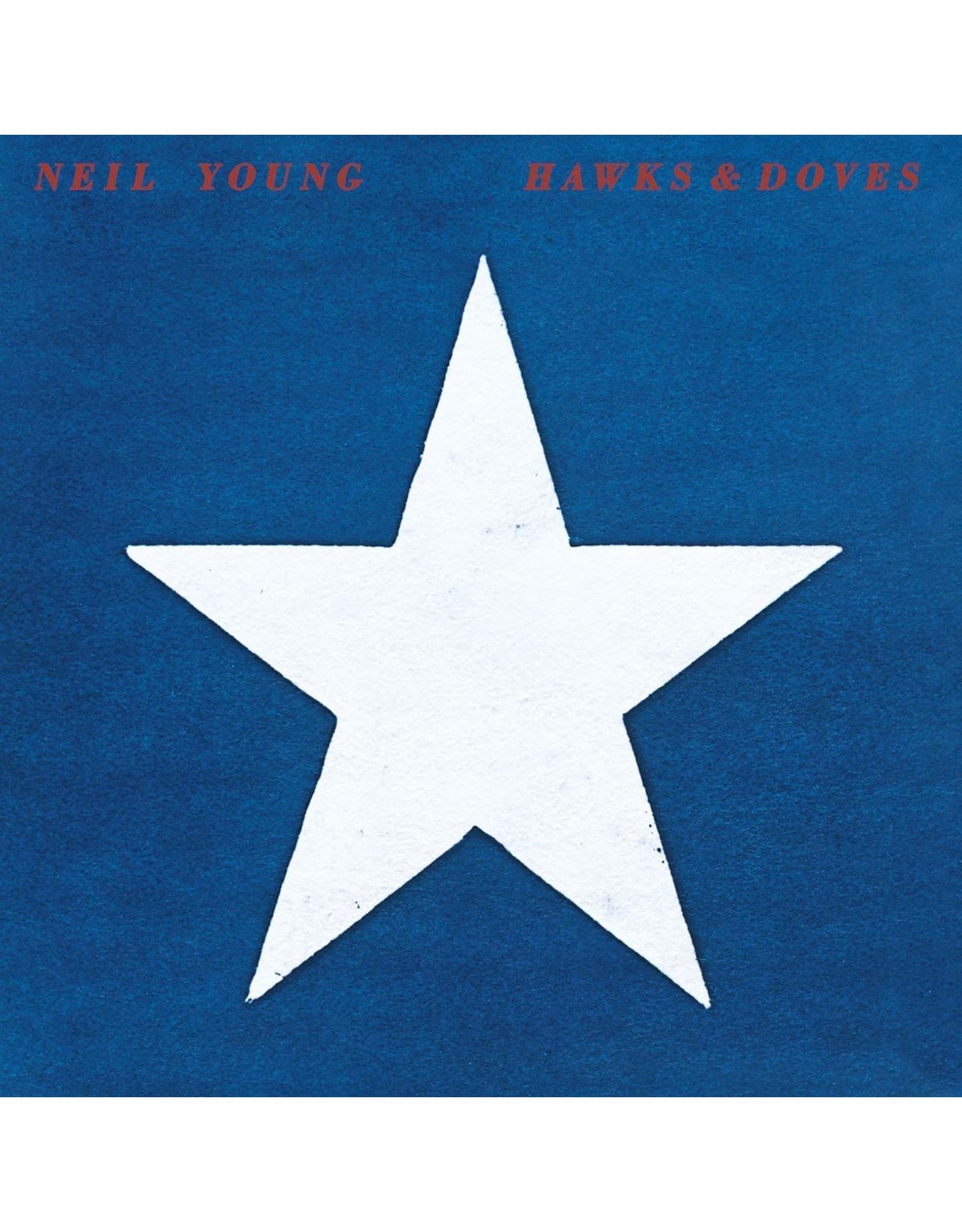 Young, Neil - Hawks & Doves LP
