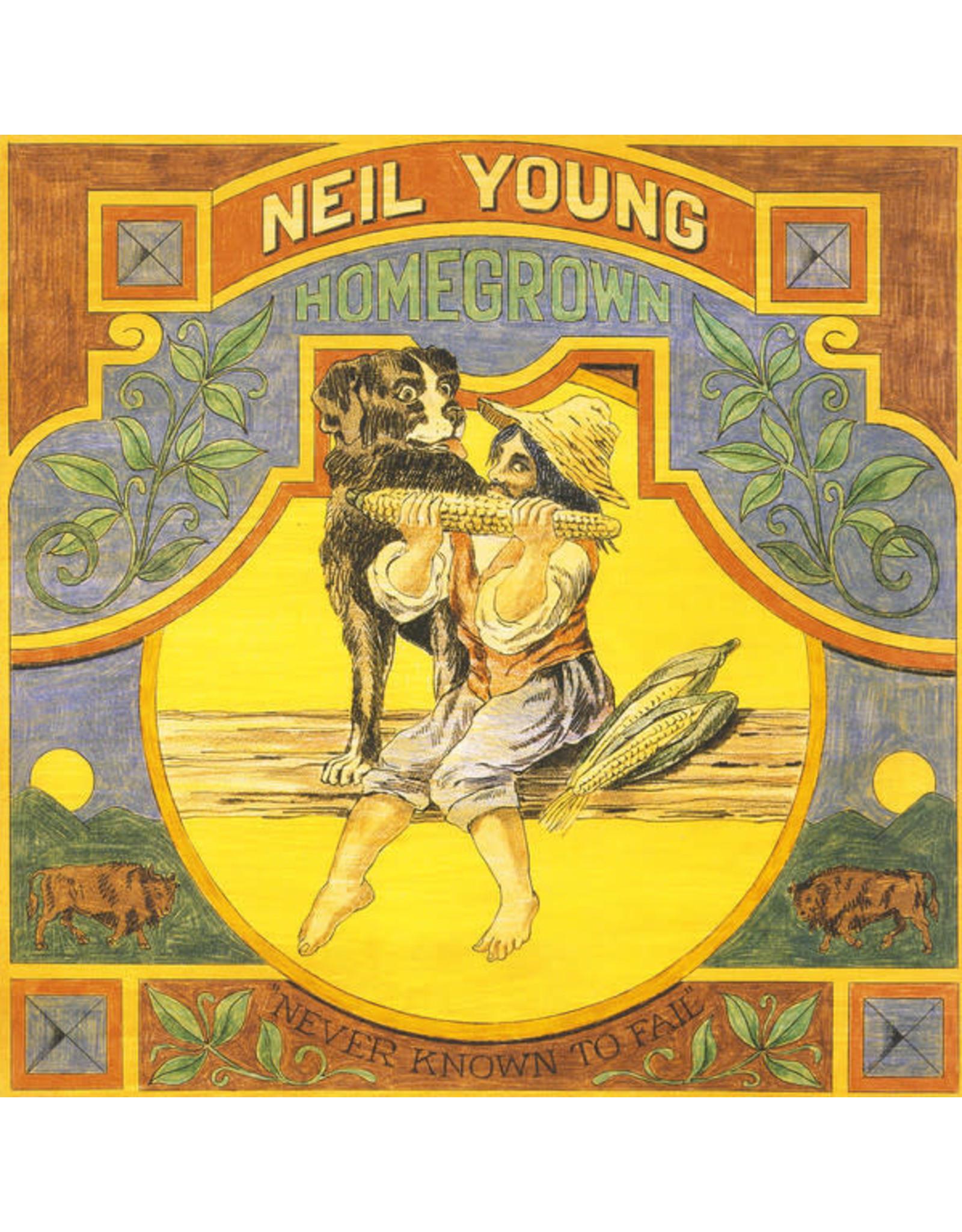 Young, Neil - Homegrown LP
