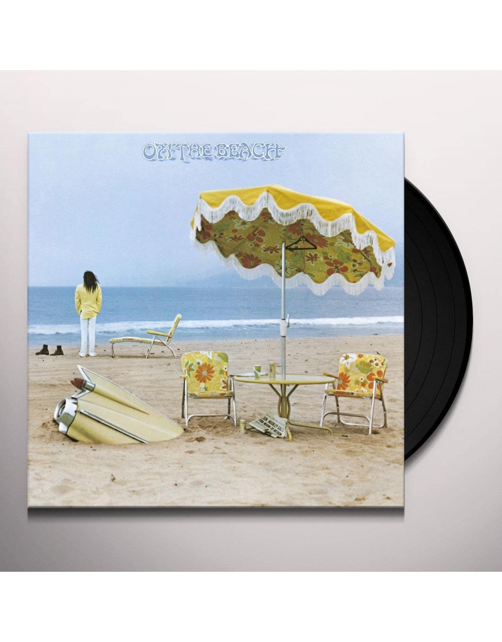 Young, Neil - On the Beach LP