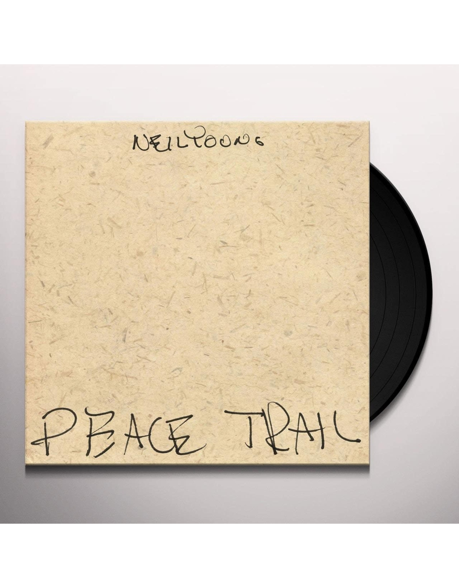 Young, Neil - Peace Trail LP